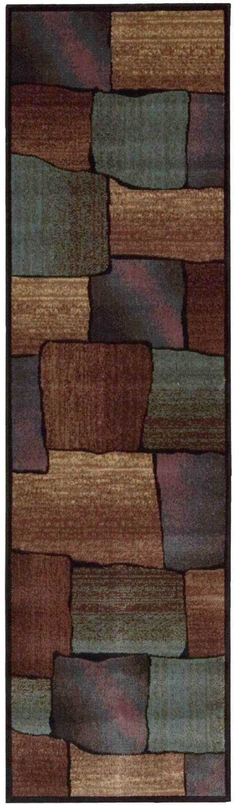 Meher Multicolor Area Rug Rug Size: Runner 2'3