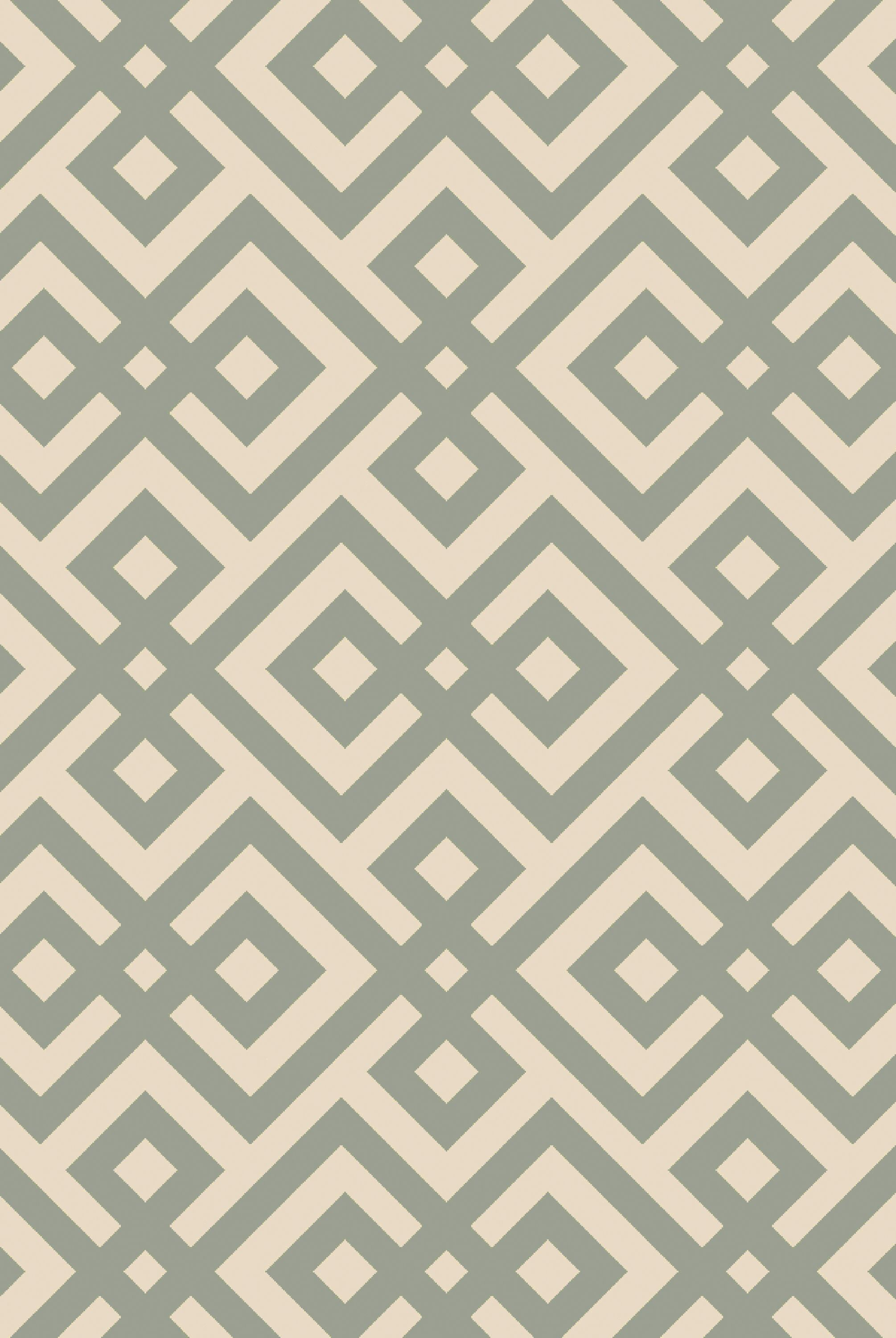 Maggie Hand-Hooked Green Area Rug Rug Size: Rectangle 3'3