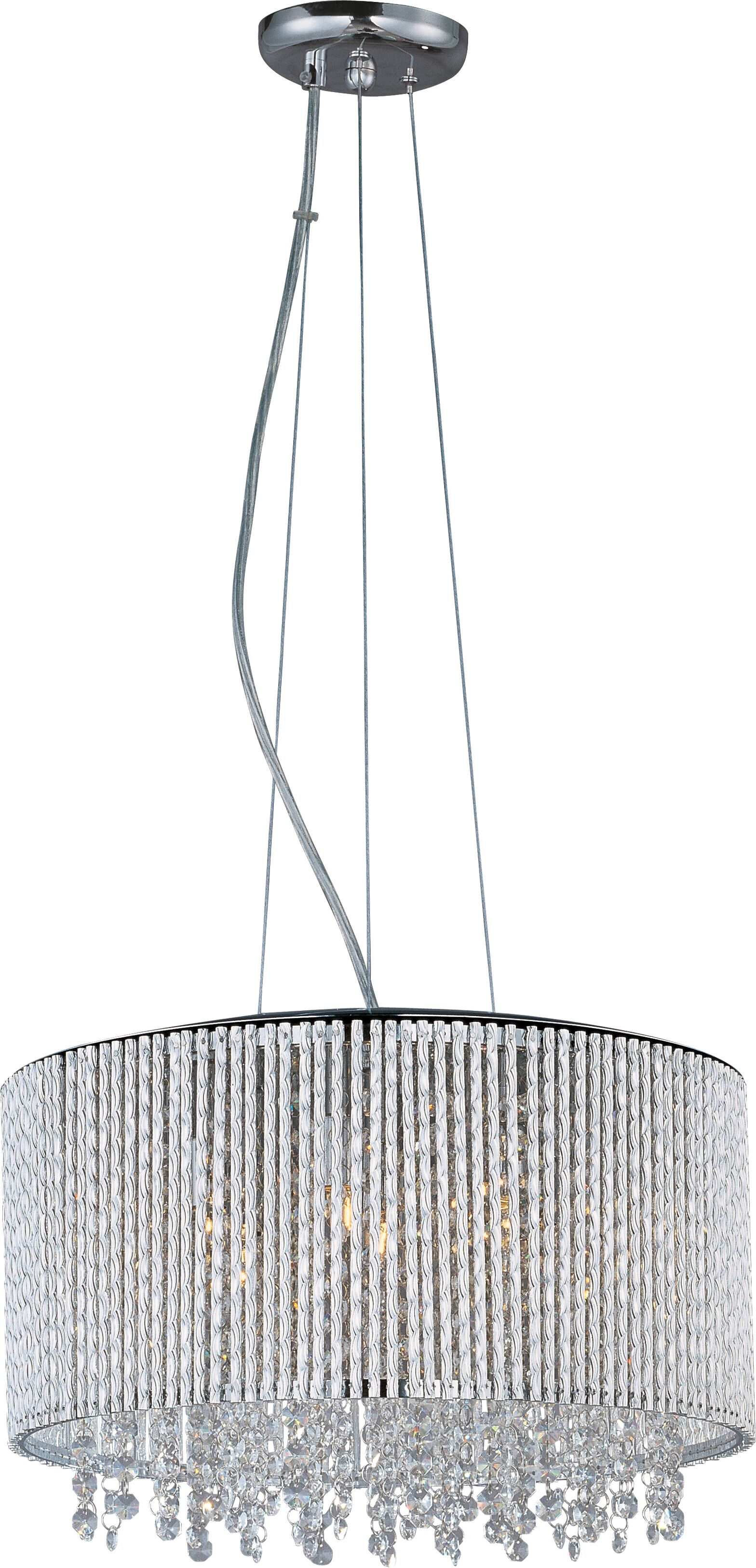 Benziger 7-Light Crystal Chandelier