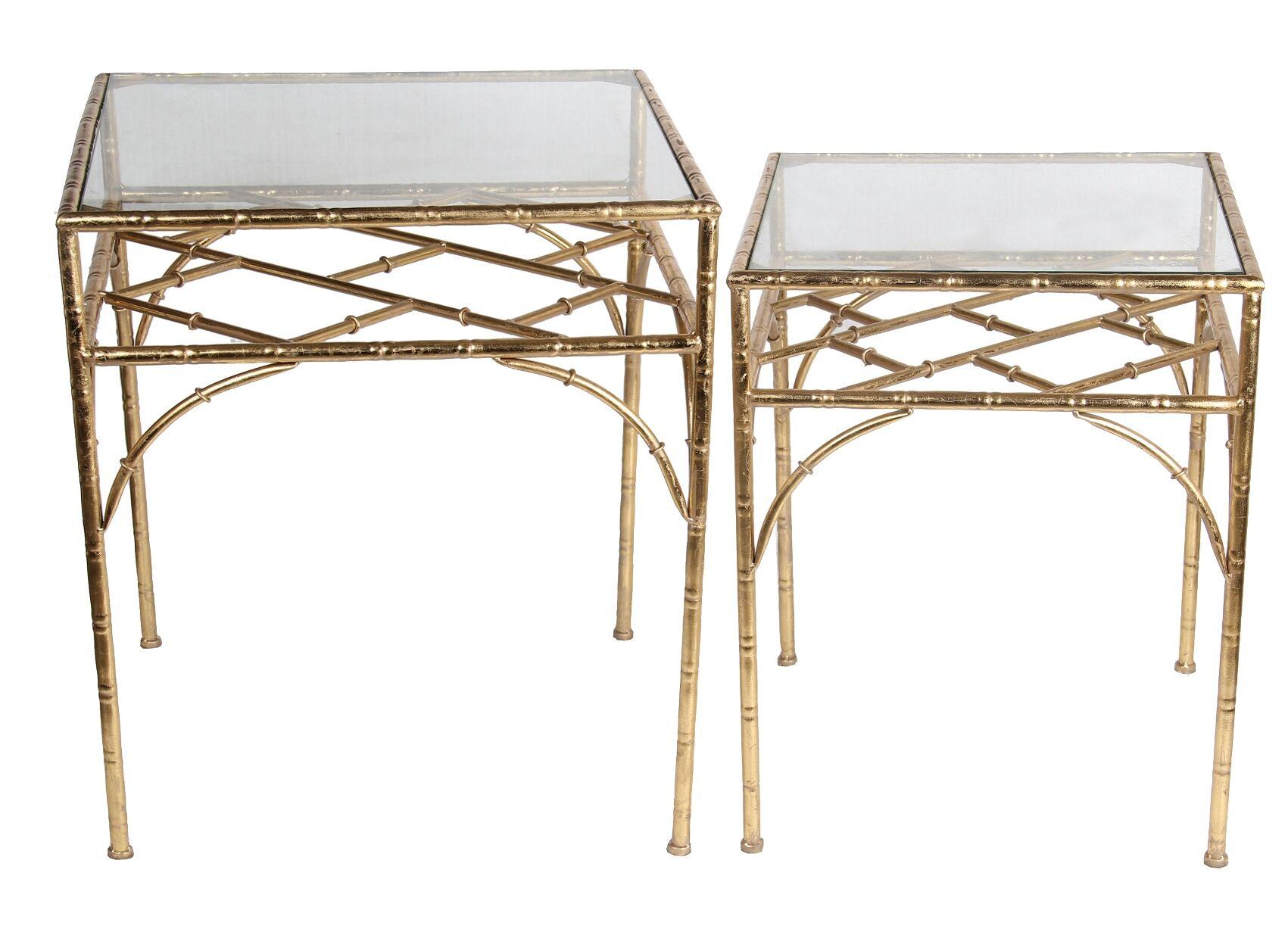 Fulvia 2 Piece Tables