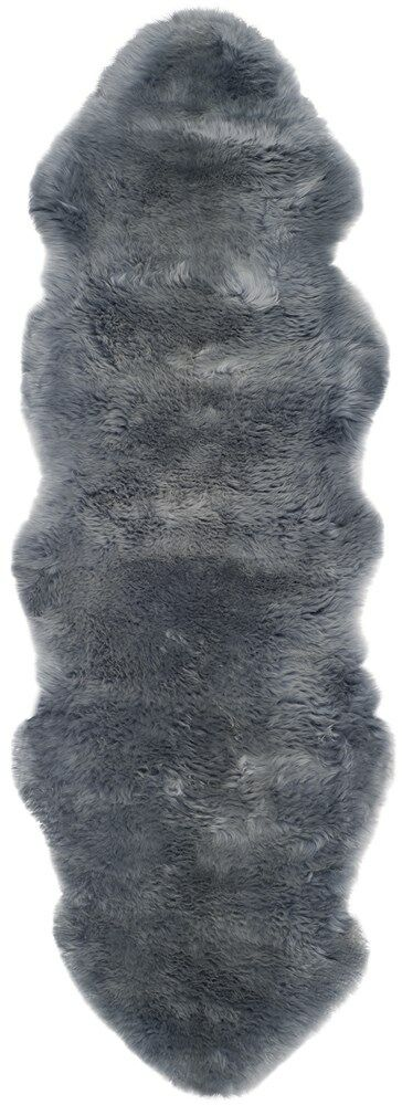 Dax Gray Area Rug Rug Size: Runner 2' x 6'