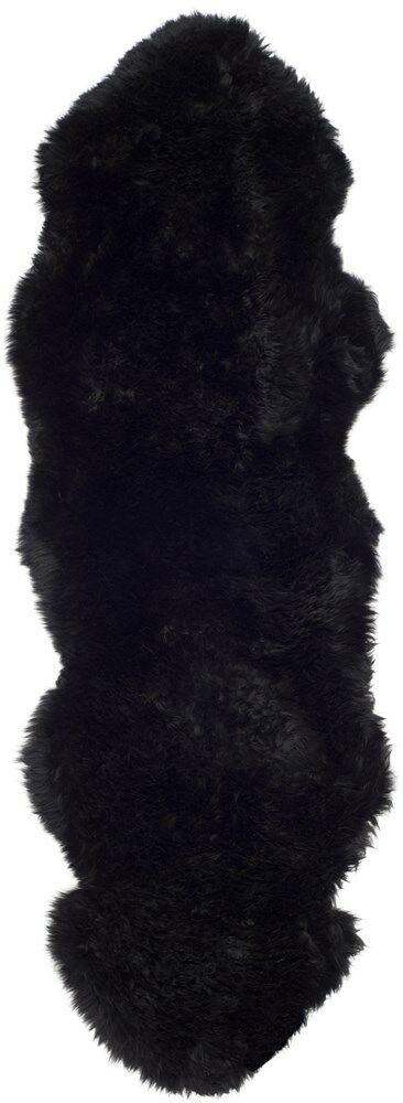 Dax Black Area Rug Rug Size: Runner 2' x 6'