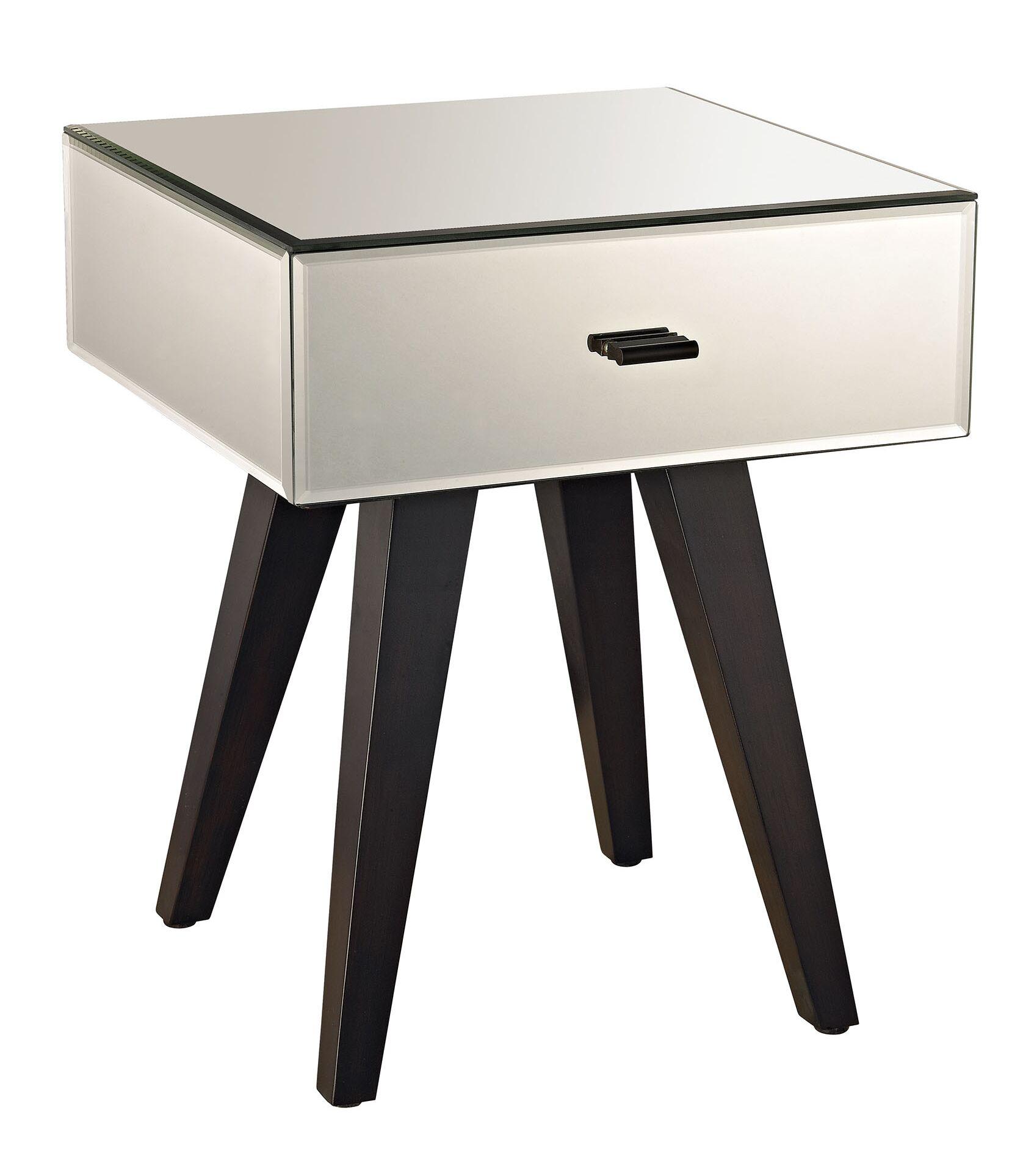 Saniyah 1 Drawer End Table