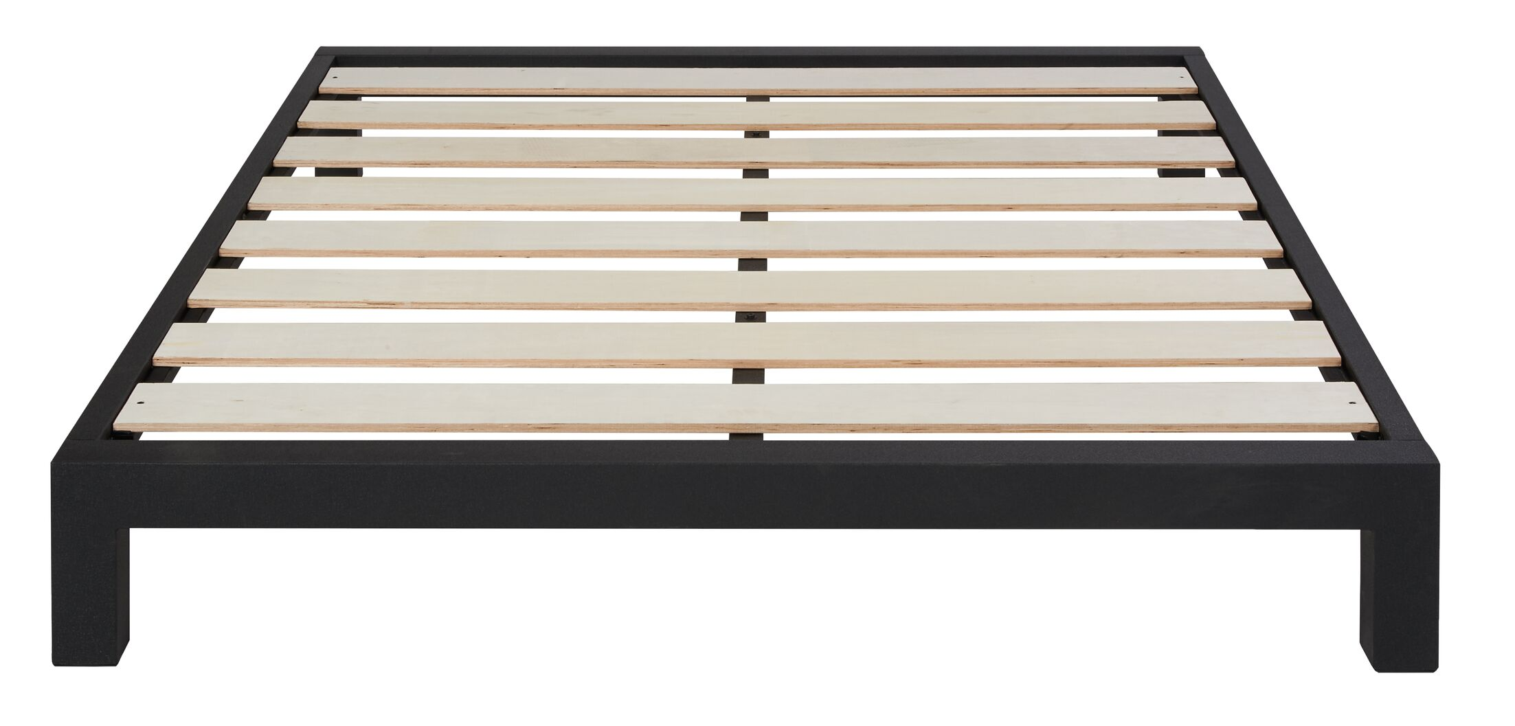 Hasse Glam Platform Bed Size: Queen, Color: Gold