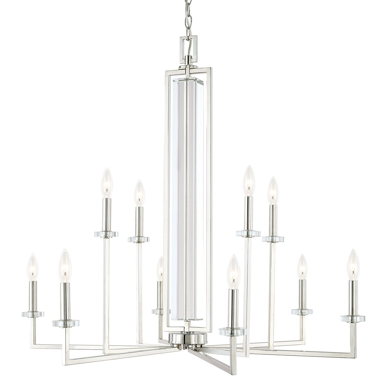 Tandra 10-Light Chandelier