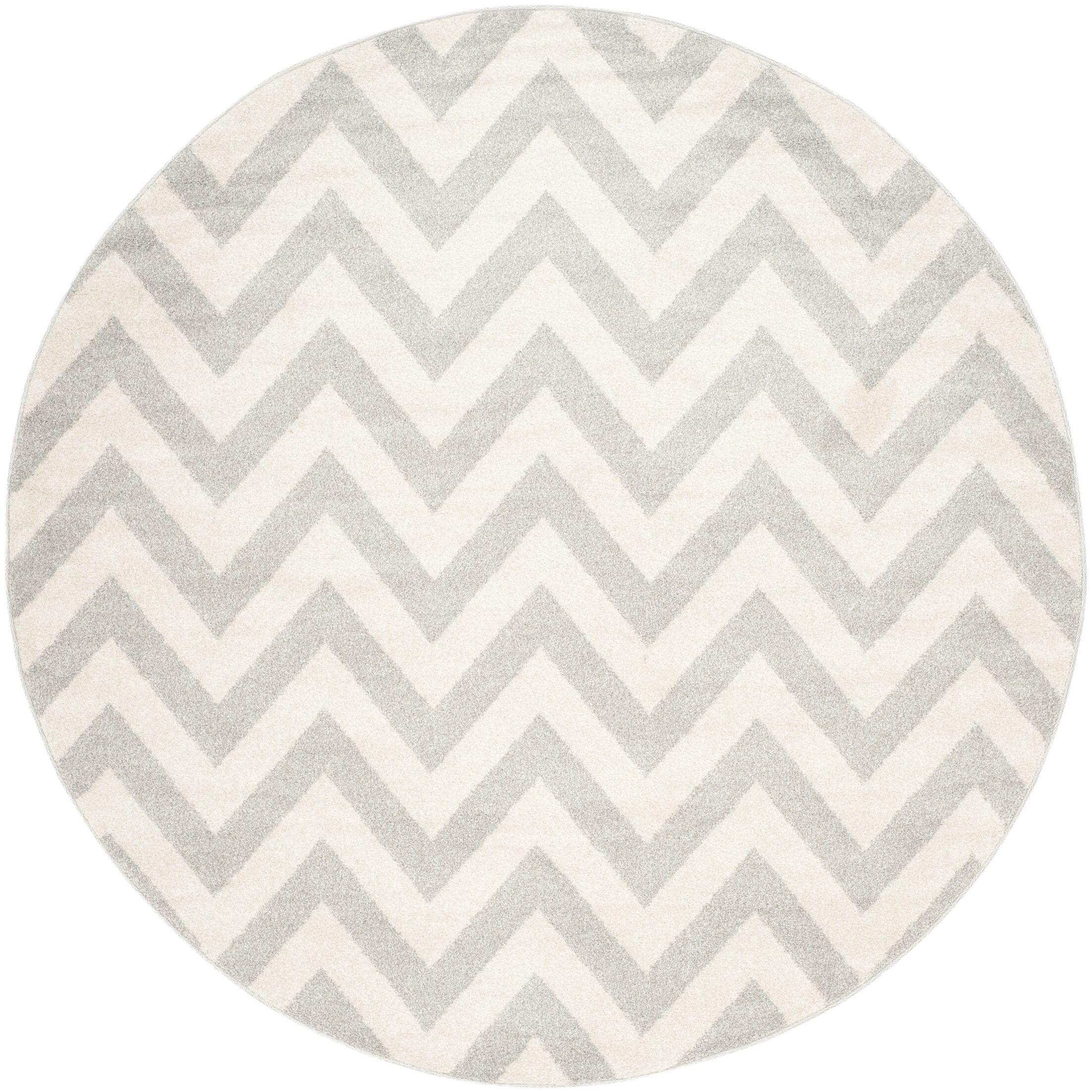 Currey Light Grey/Beige Area Rug Rug Size: Rectangle 9' x 12'