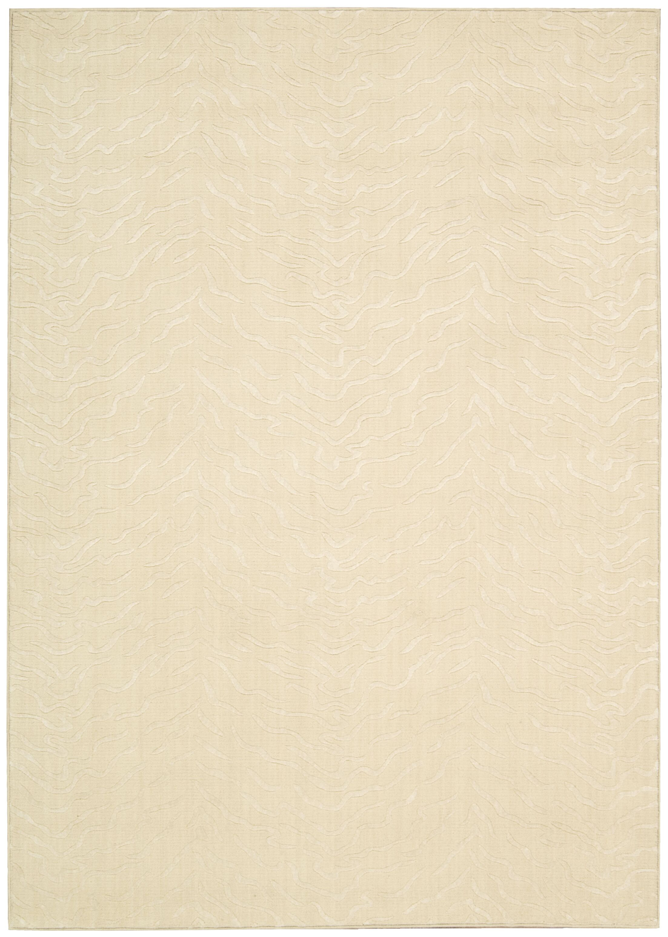 Terrence Light Beige Area Rug Rug Size: Rectangle 7'9