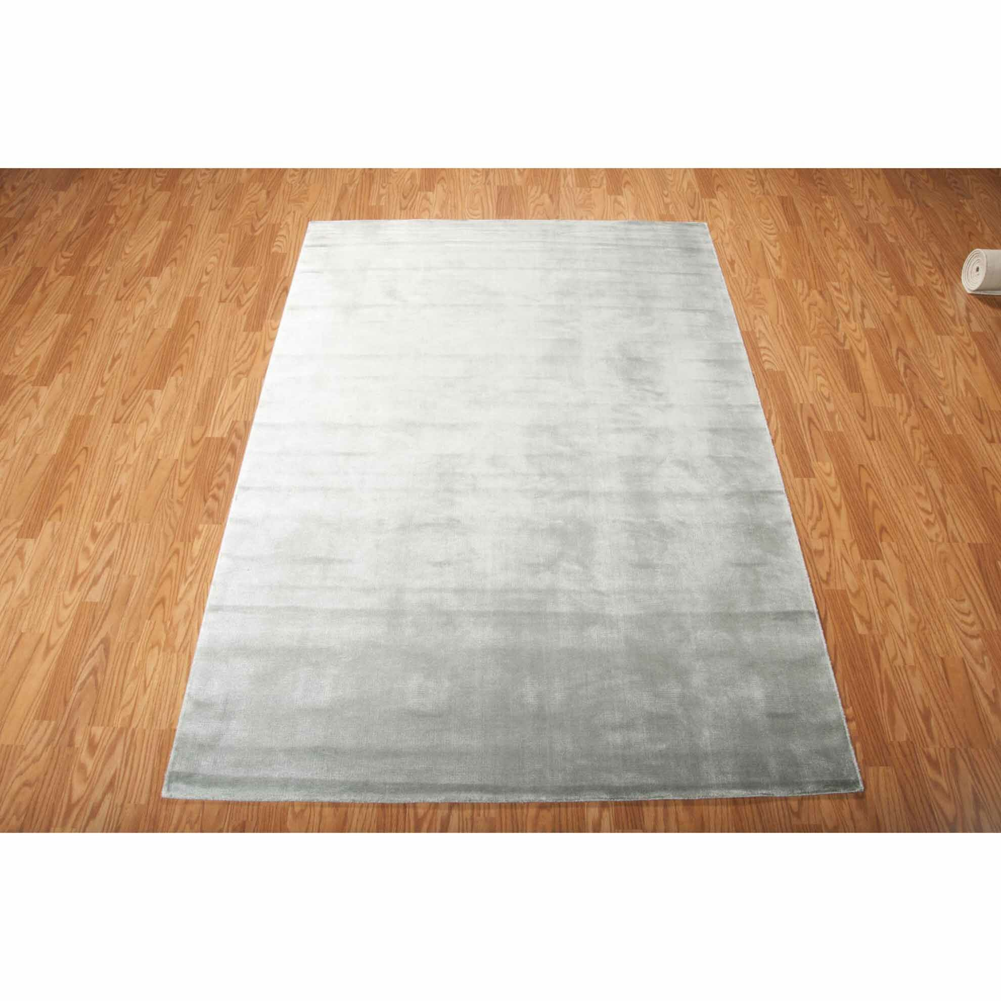 Buiron Pewter Area Rug Rug Size: Rectangle 7'6
