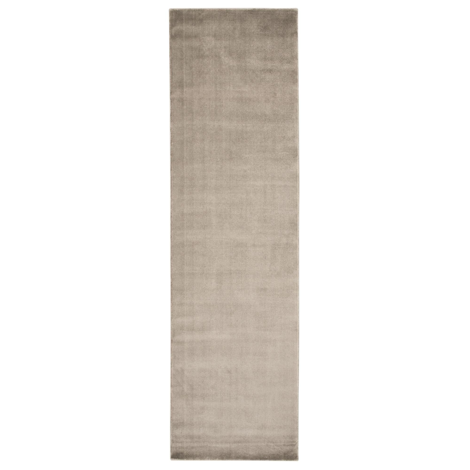 Buiron Taupe Area Rug Rug Size: Runner 2'3