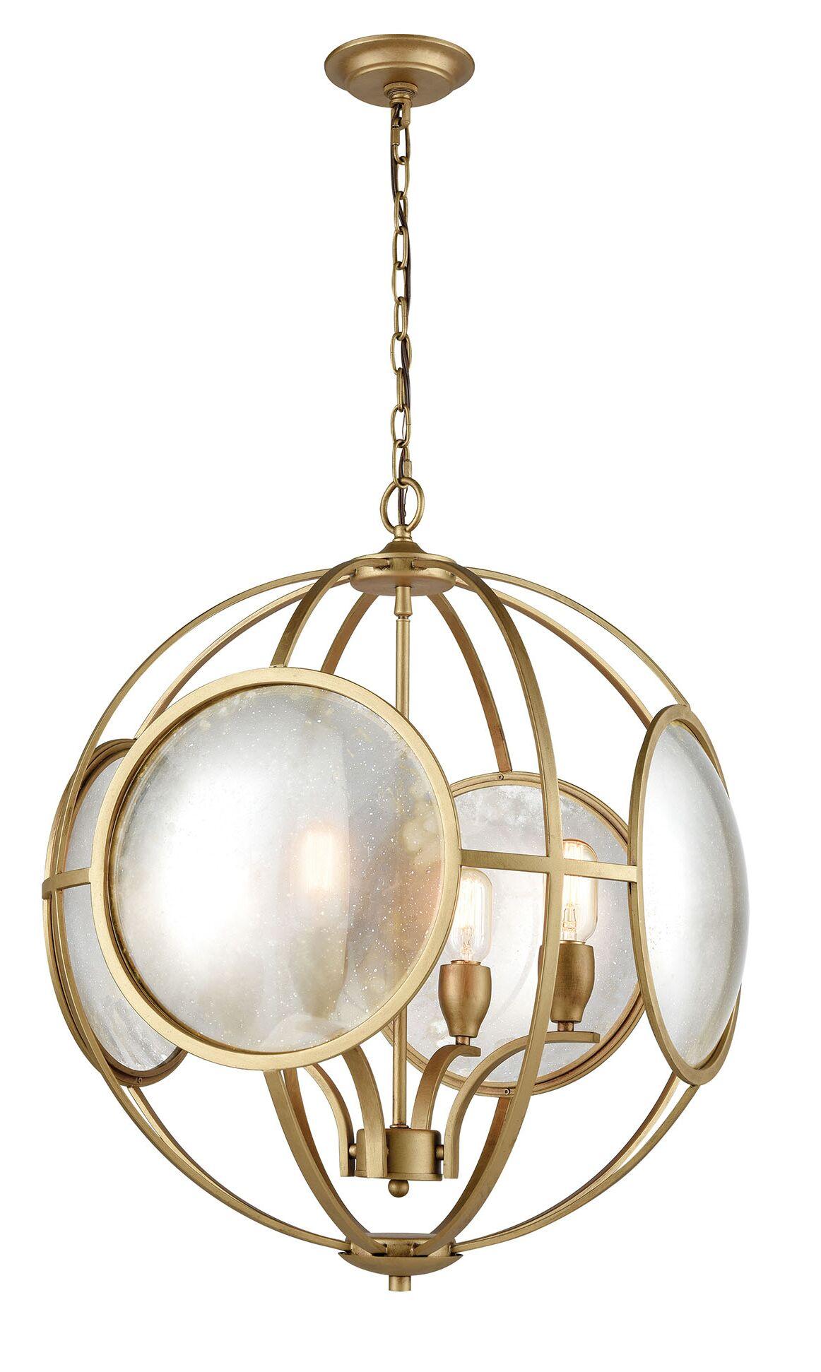 Alex Cove 4-Light Pendant
