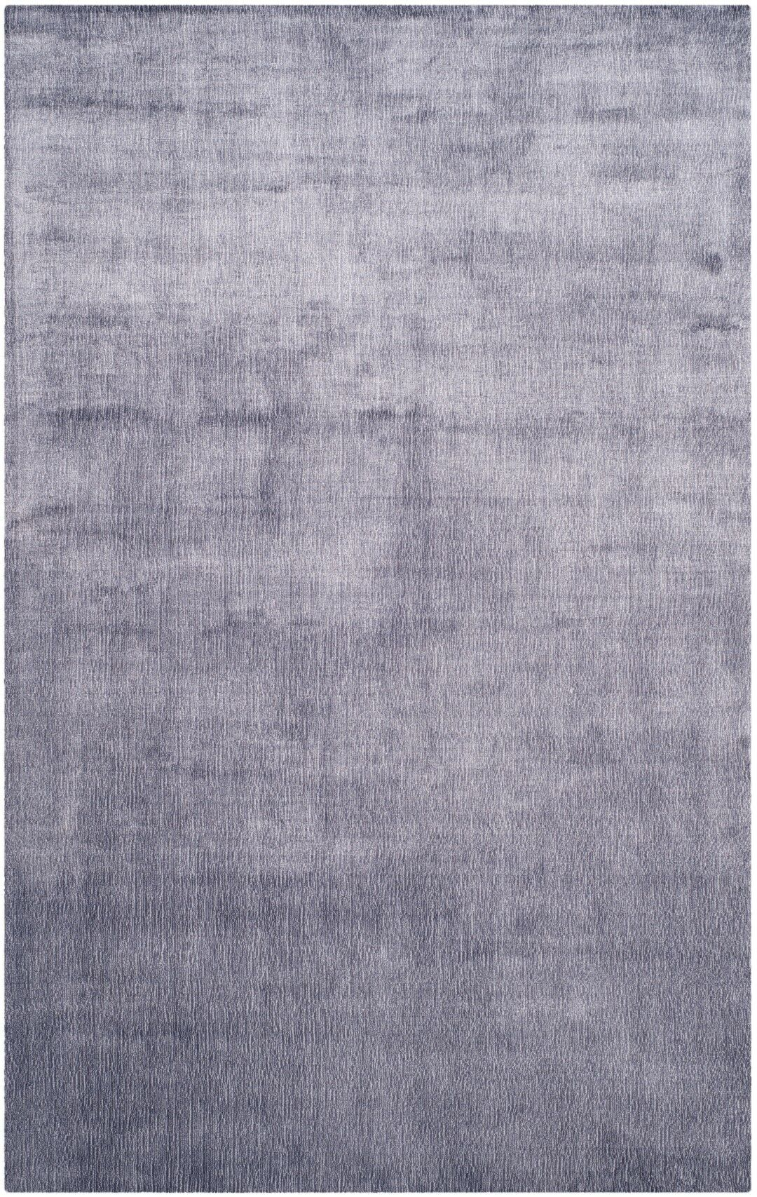 Wald Hand-Knotted Lavender Aura Area Rug Rug Size: Rectangle 8' x 10'