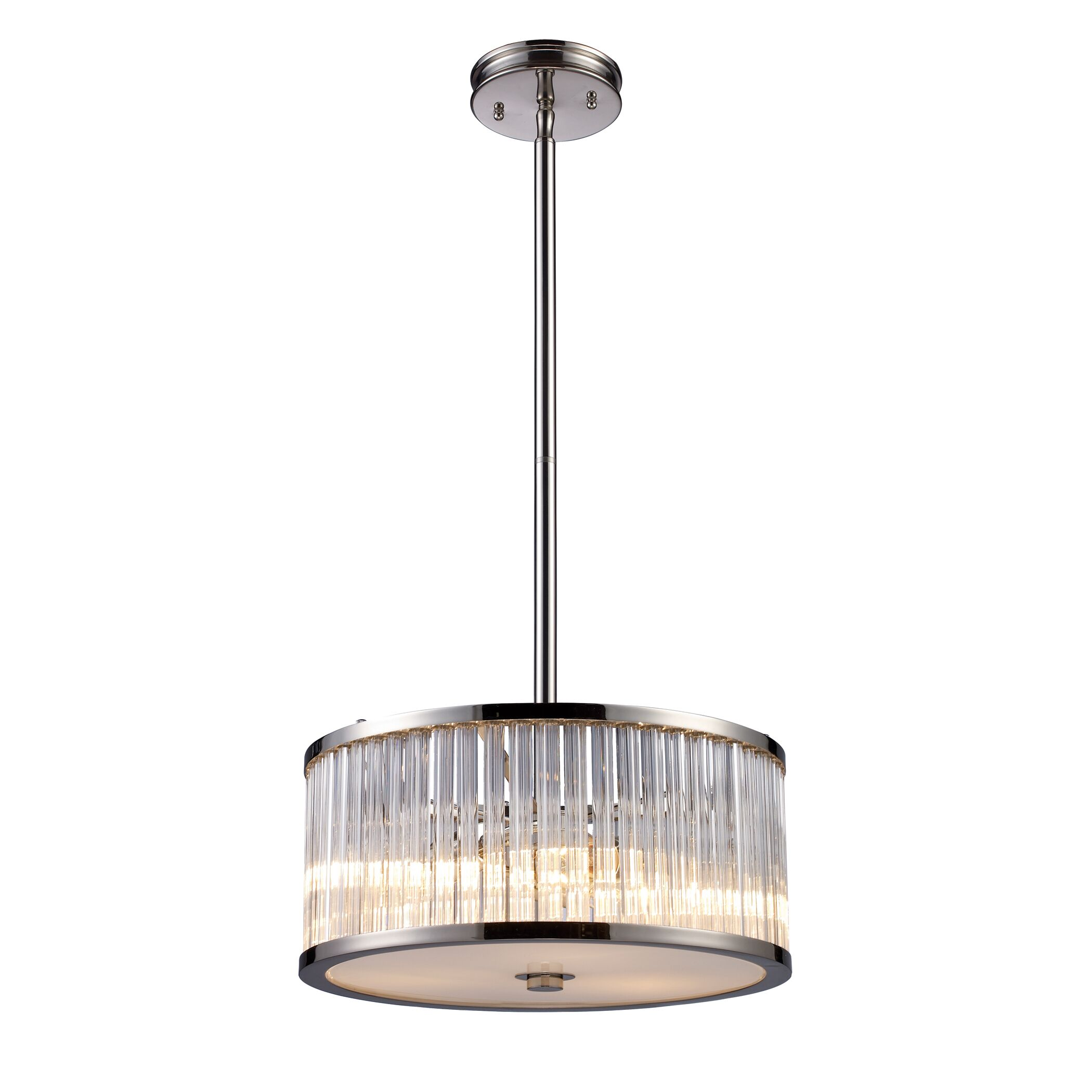Grandidier 3-Light Pendant