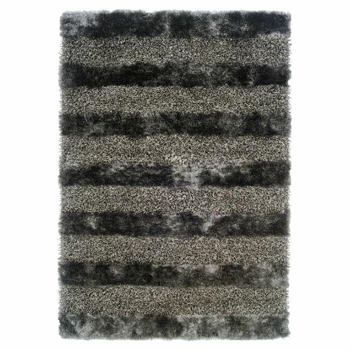Reith Grey Area Rug Rug Size: Rectangle 5' x 8'