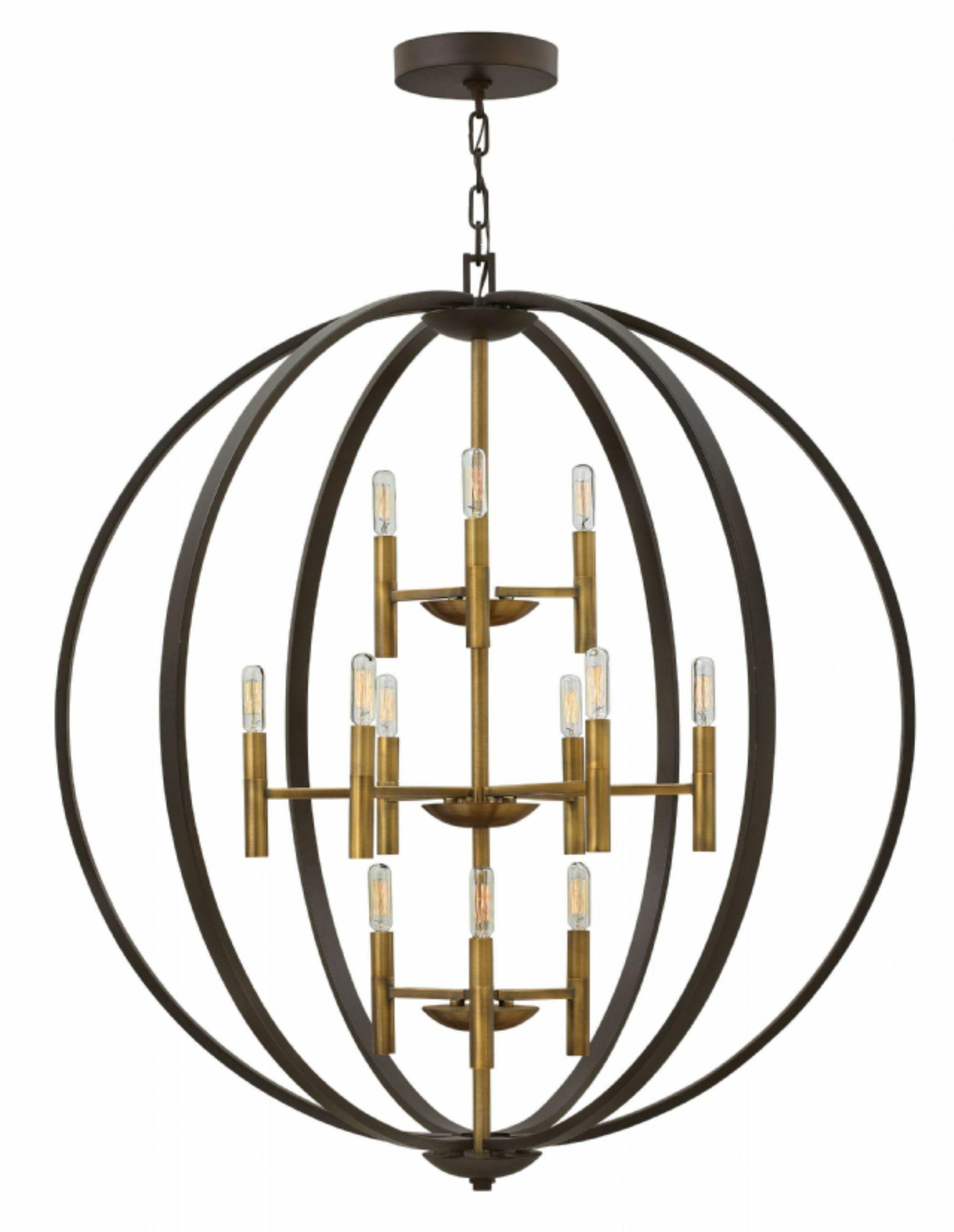 Kieran 12-Light Globe Chandelier