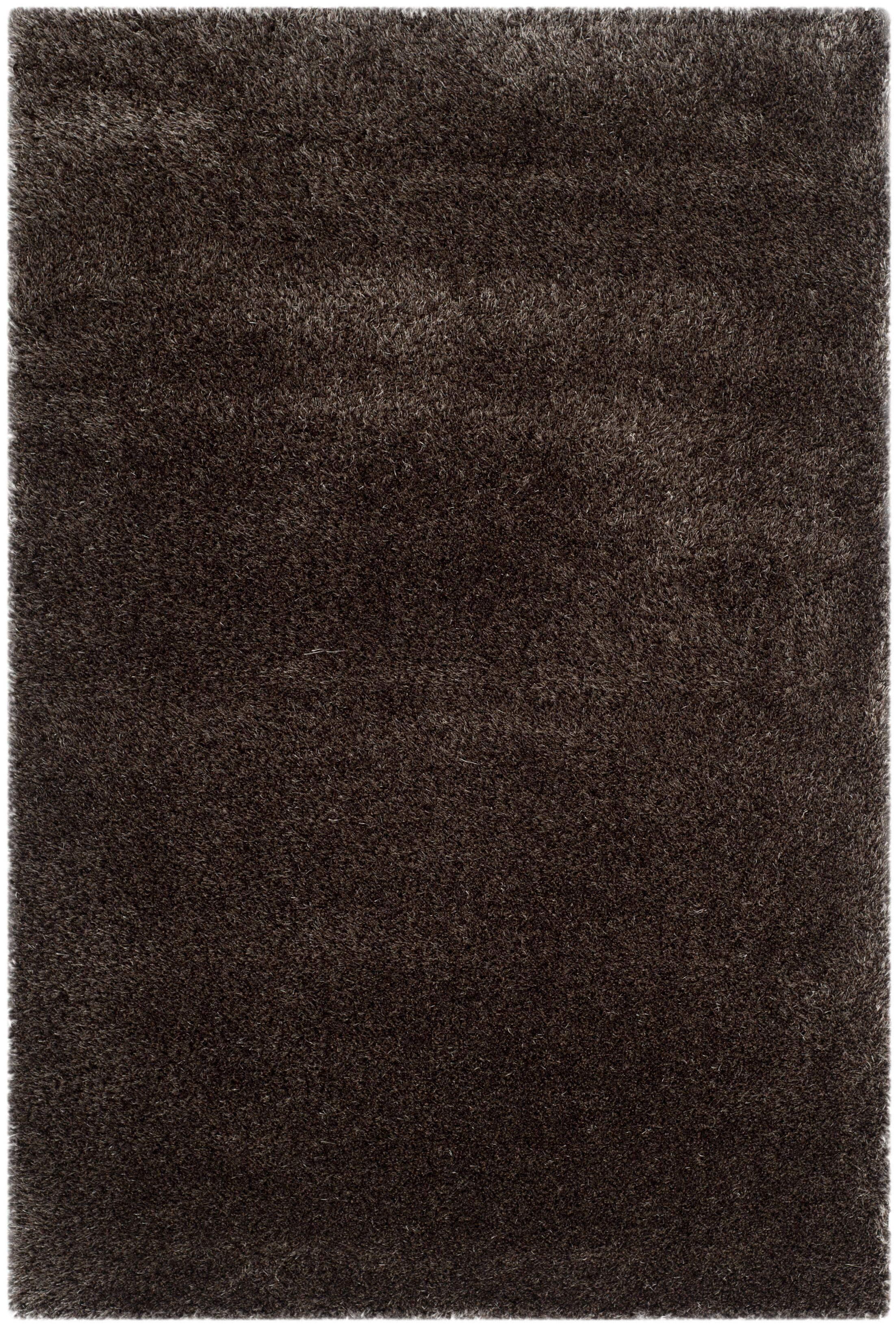 Maya Brown Rug Rug Size: Rectangle 5'1