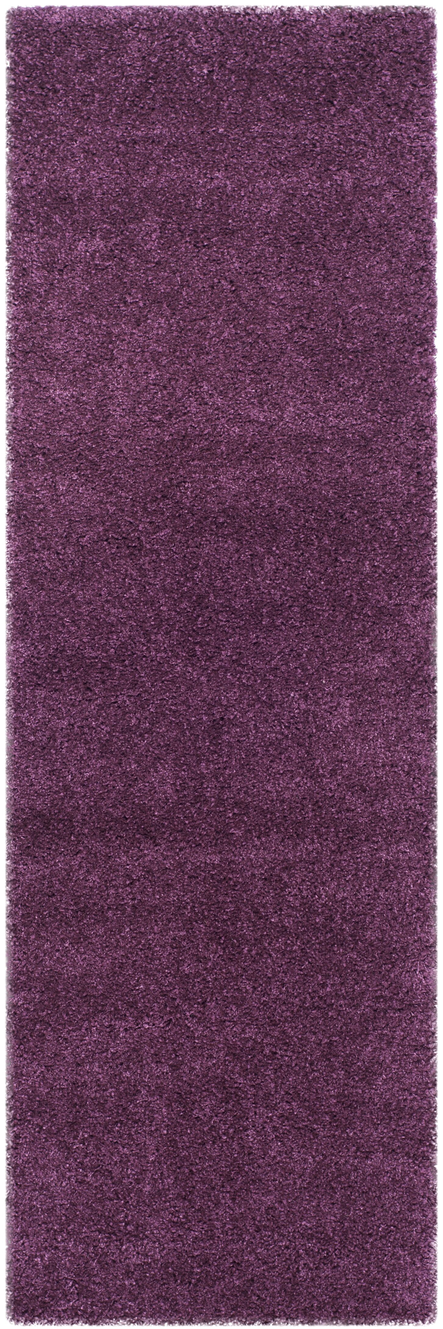 Malina Purple Area Rug Rug Size: Runner 2'3