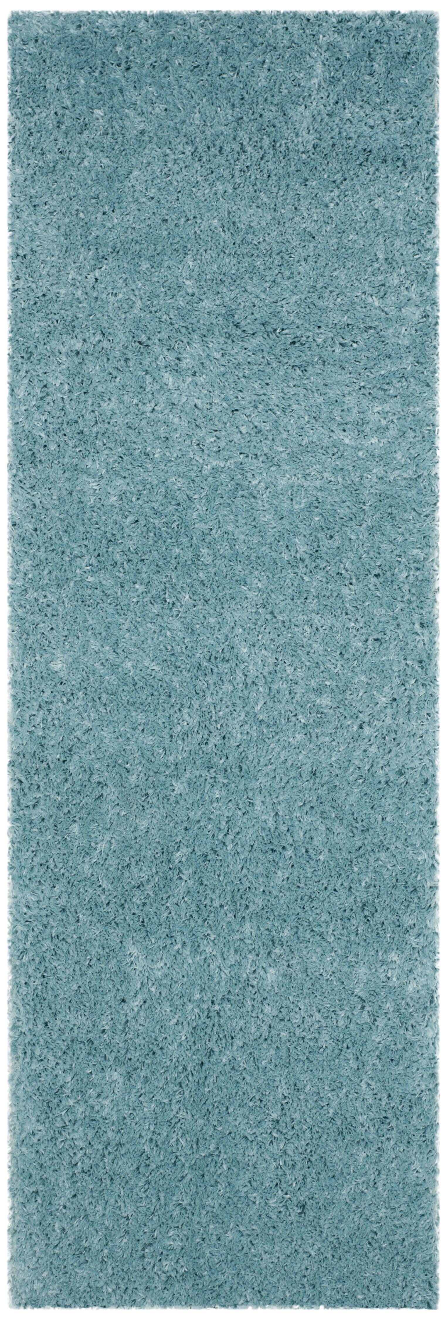 Zirconia Turquoise Area Rug Rug Size: Runner 2'3