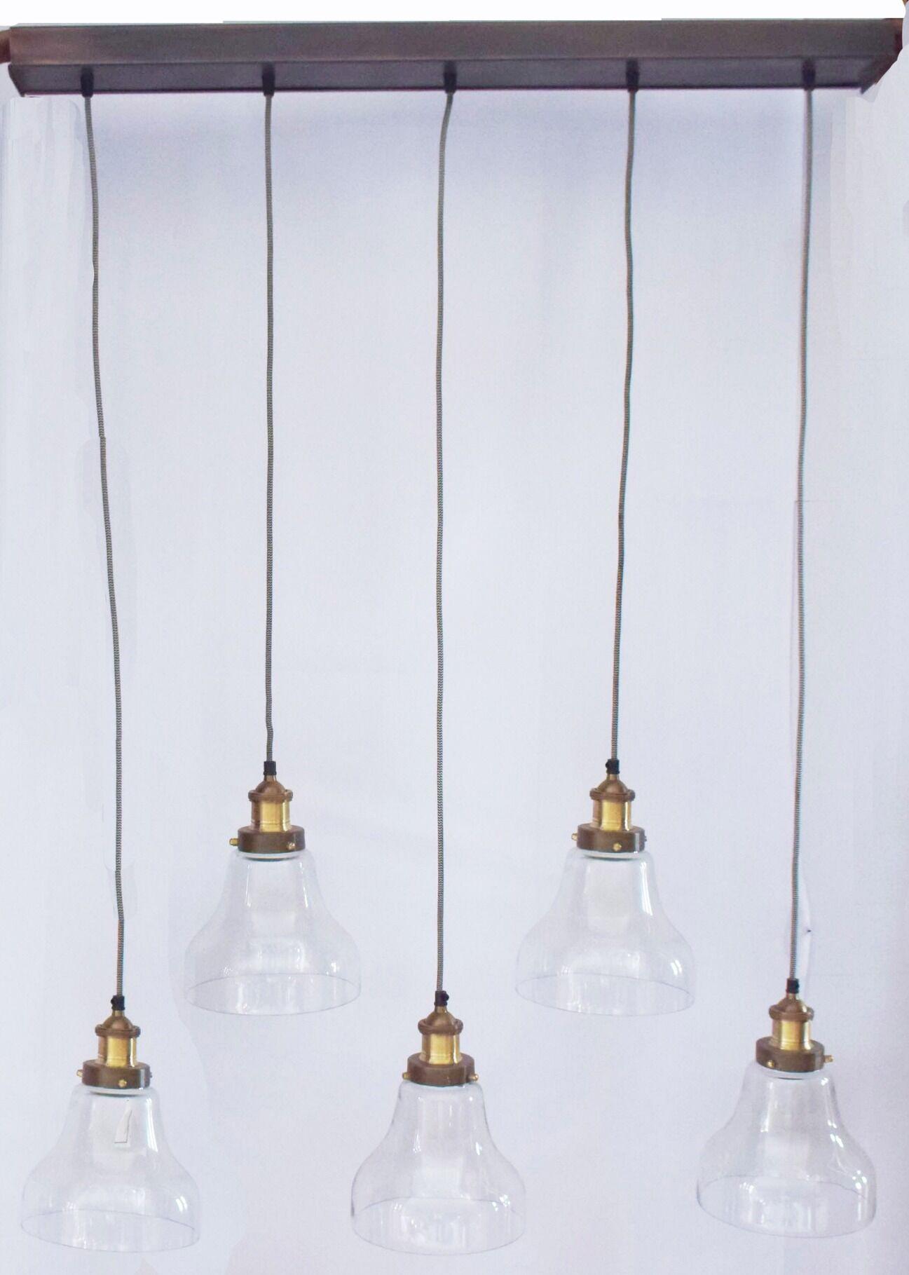 Neheet 5-Light Cluster Pendant