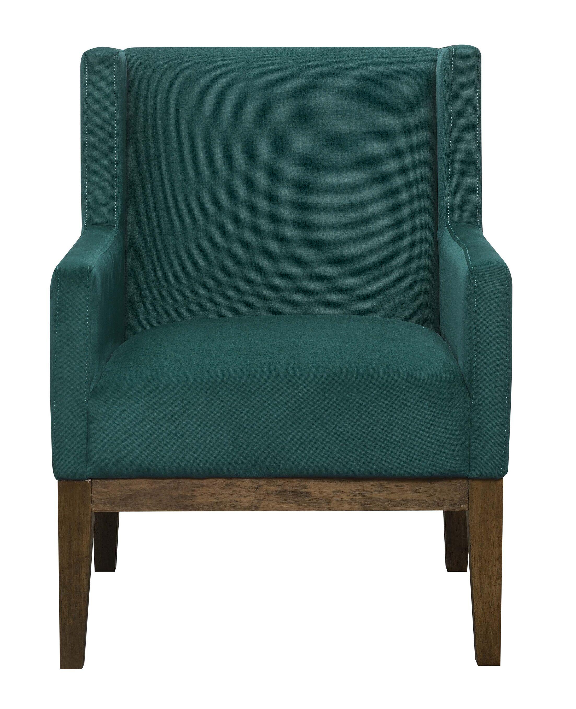 Lake Macquarie Wingback Chair Upholstery: Teal