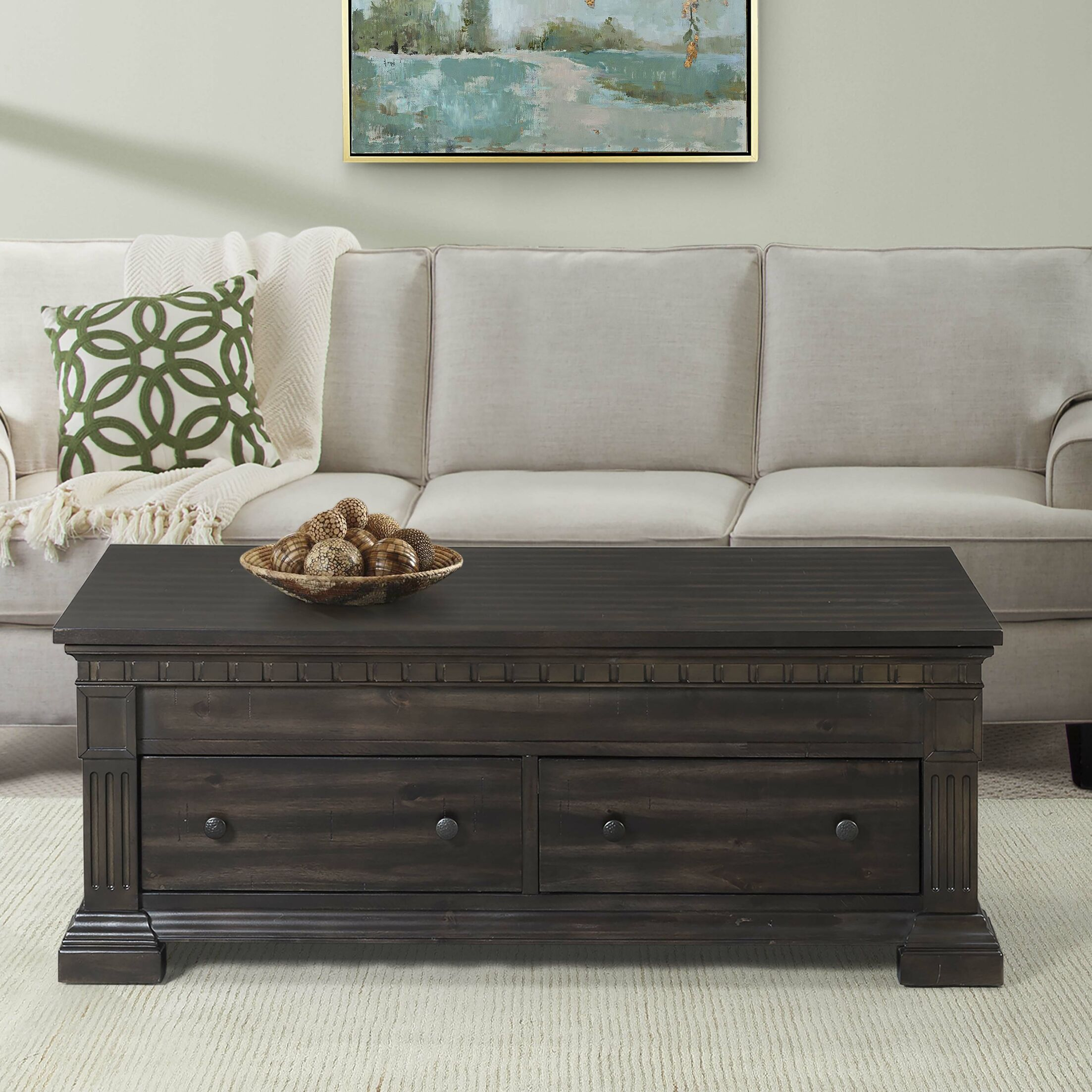 Suzann Lift Top Coffee Table
