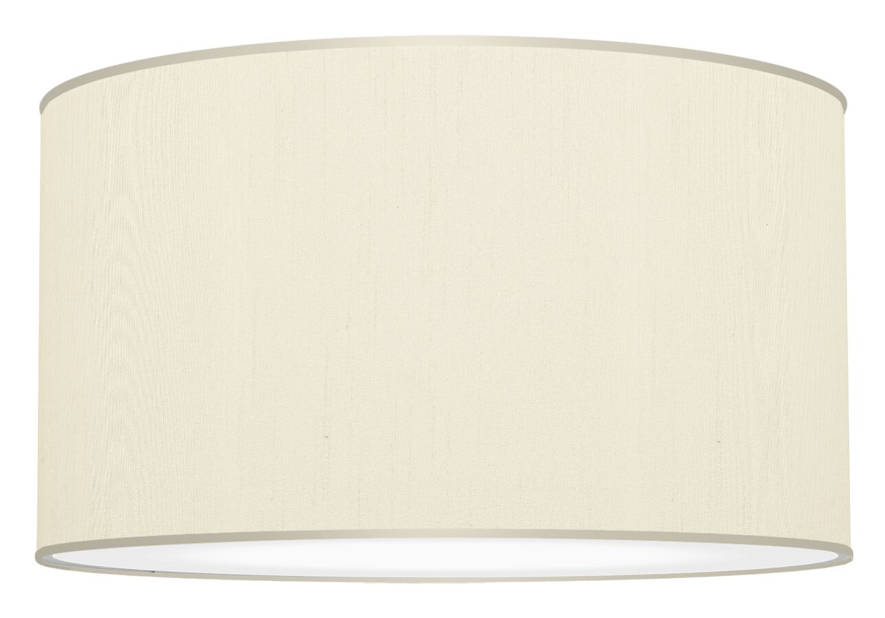 Tryptic 3-Light Pendant Shade Color: Cream