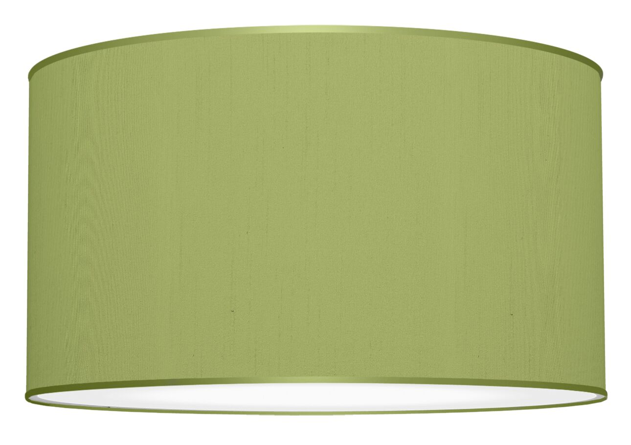 Three In One 3-Light Pendant Shade Color: Verde