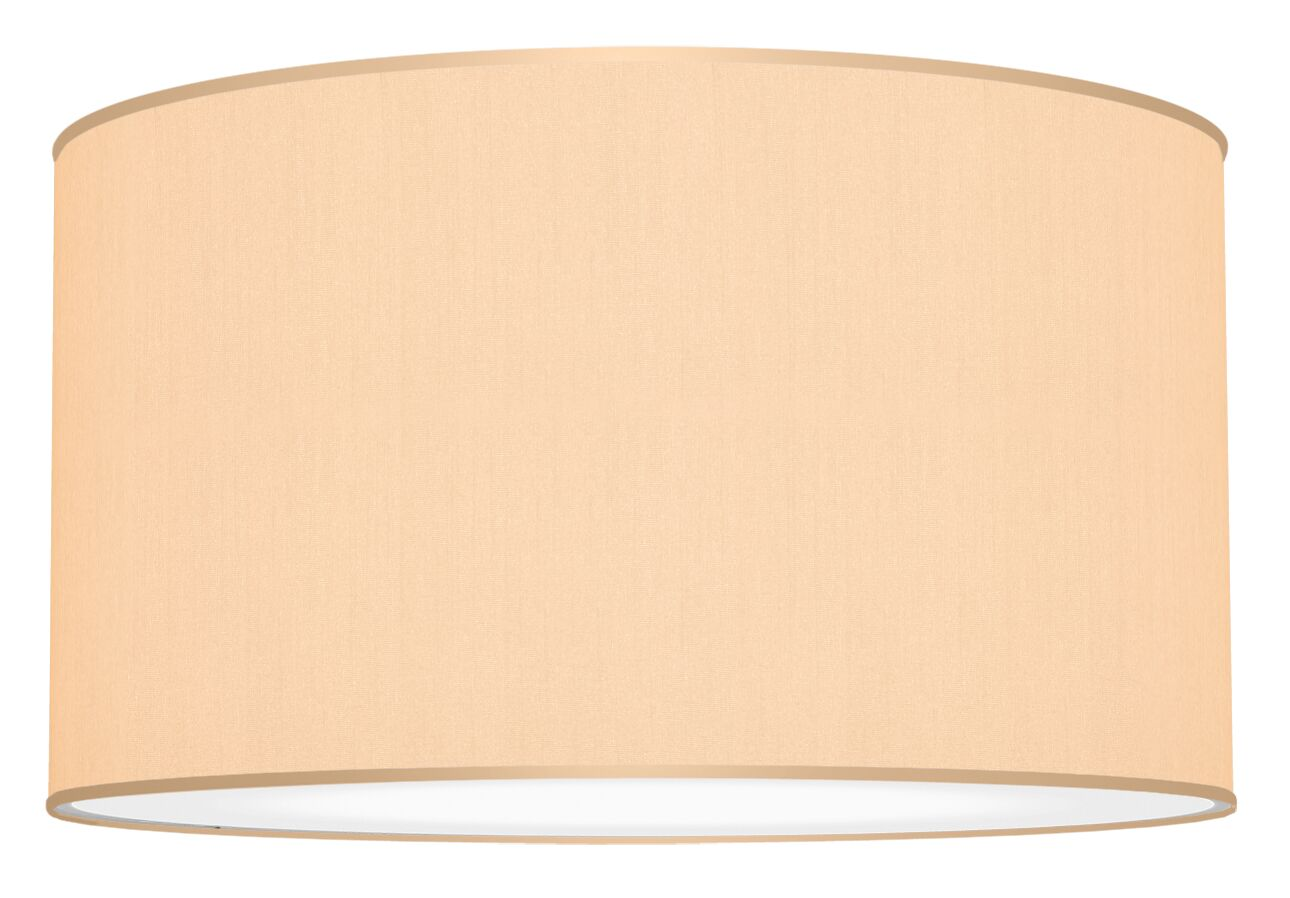 Three In One 3-Light Pendant Shade Color: Champagne