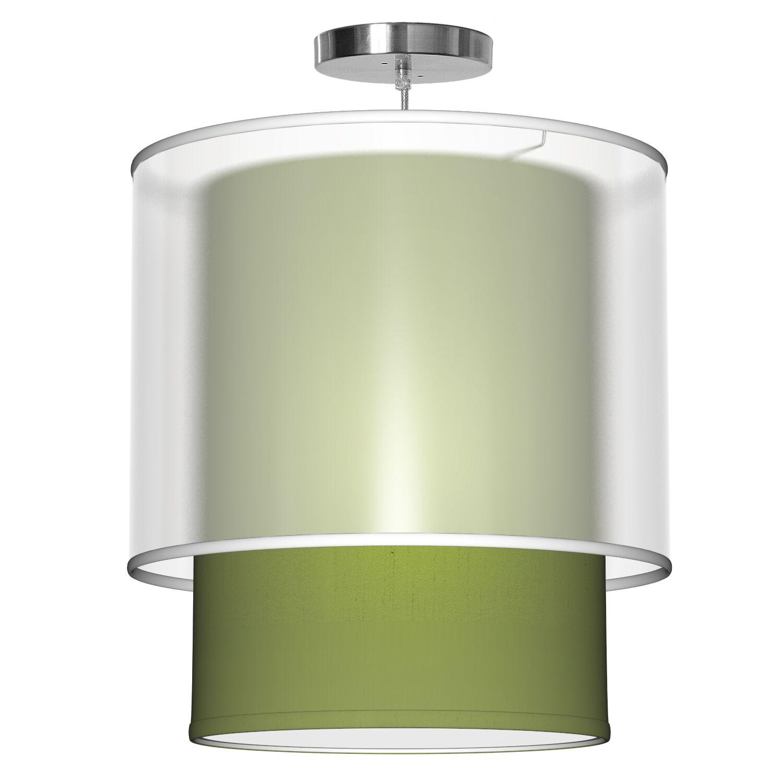 Lumiere 1-Light Pendant Size: 22