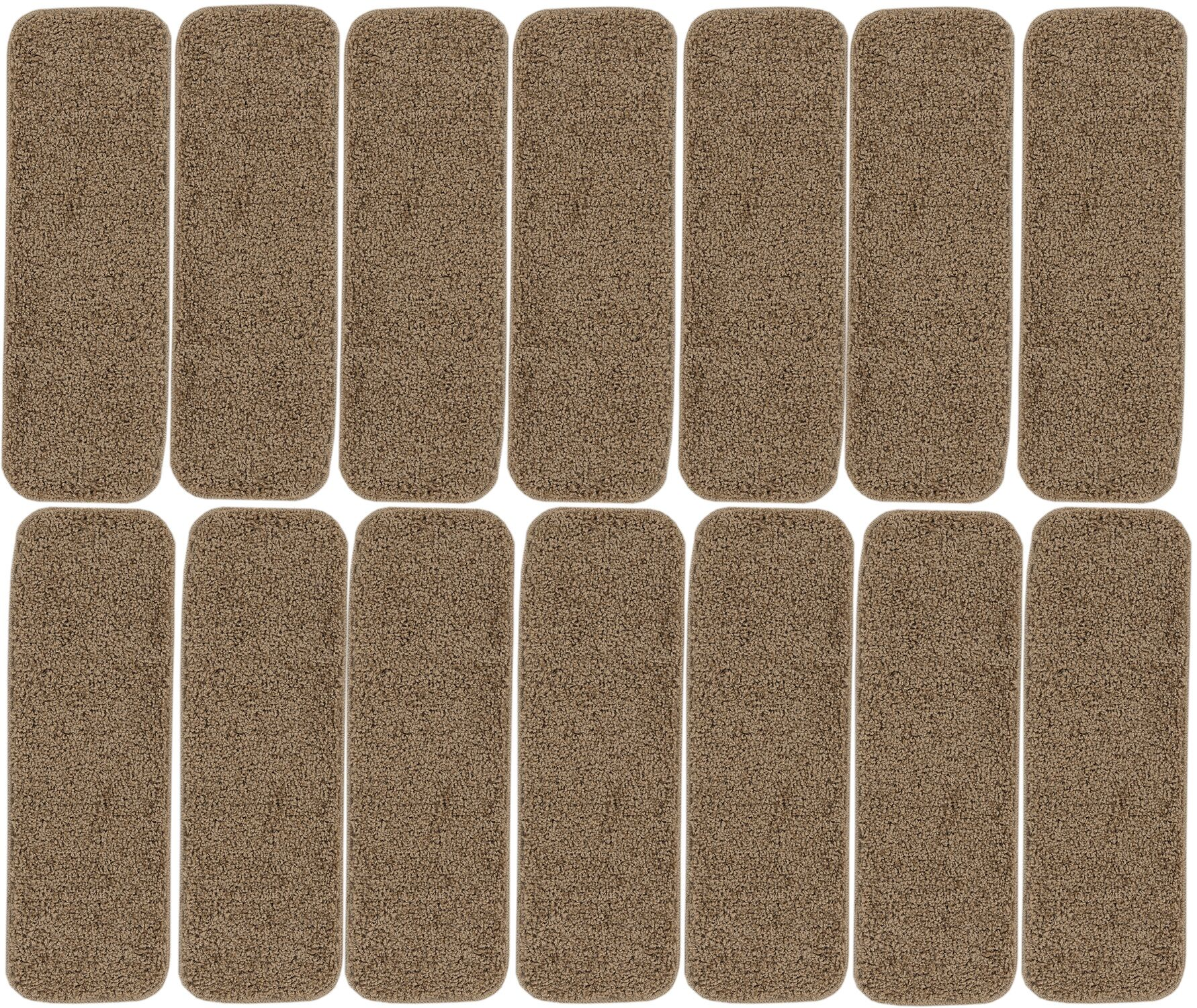 Luxury Camel Stair Treads Quantity: 14 Pack