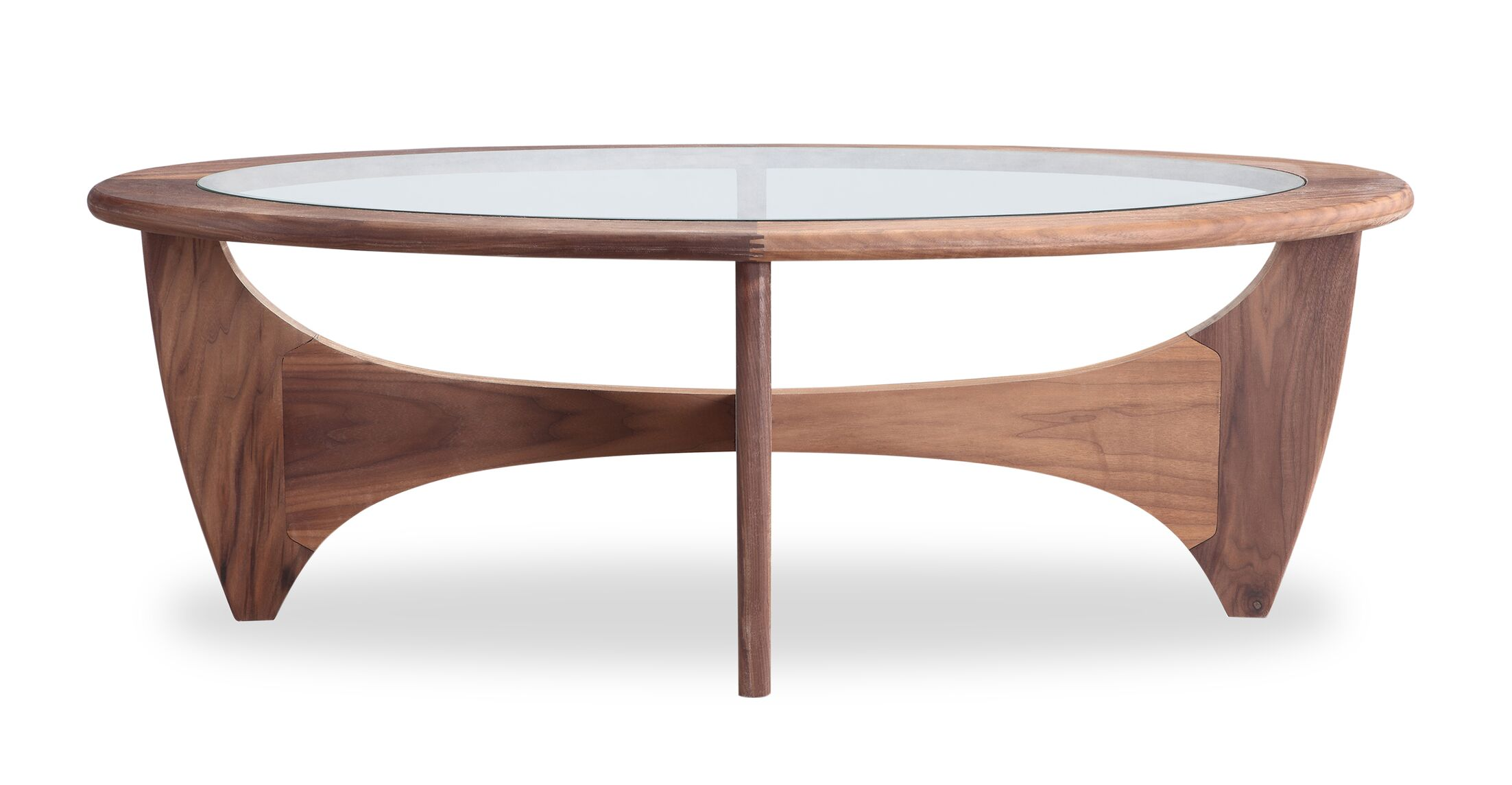 Coffee Table Color: Walnut