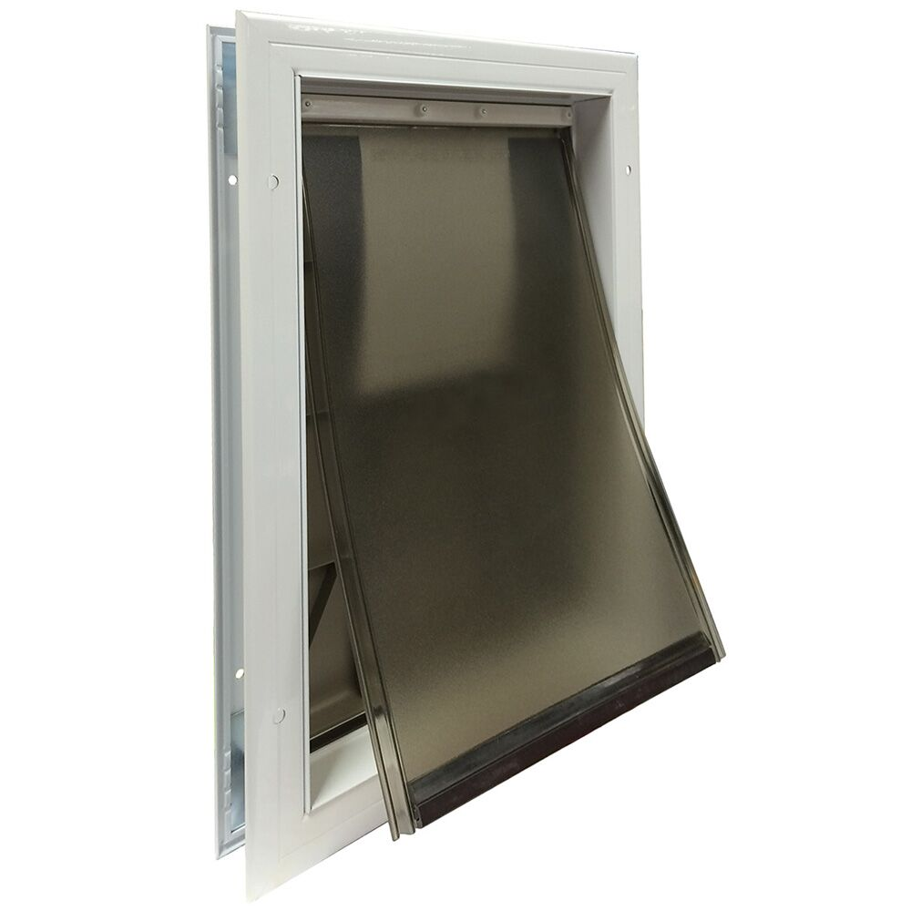 Nolette Pet Door Size: Large (19.63