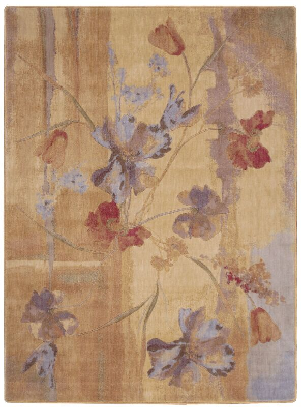 Smithtown Beige Area Rug Rug Size: Rectangle 5'3