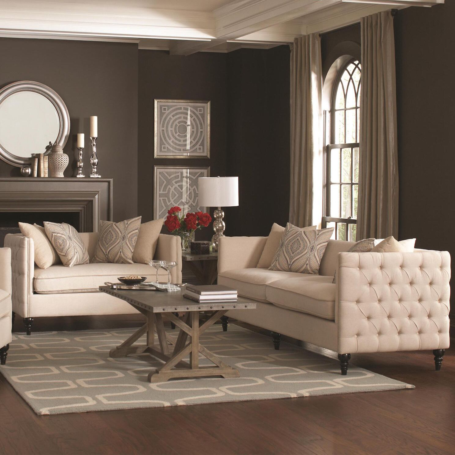 New Rochelle 2 Piece Living Room Set