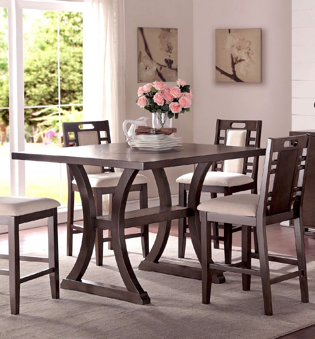 Nila Counter Height Dining Table