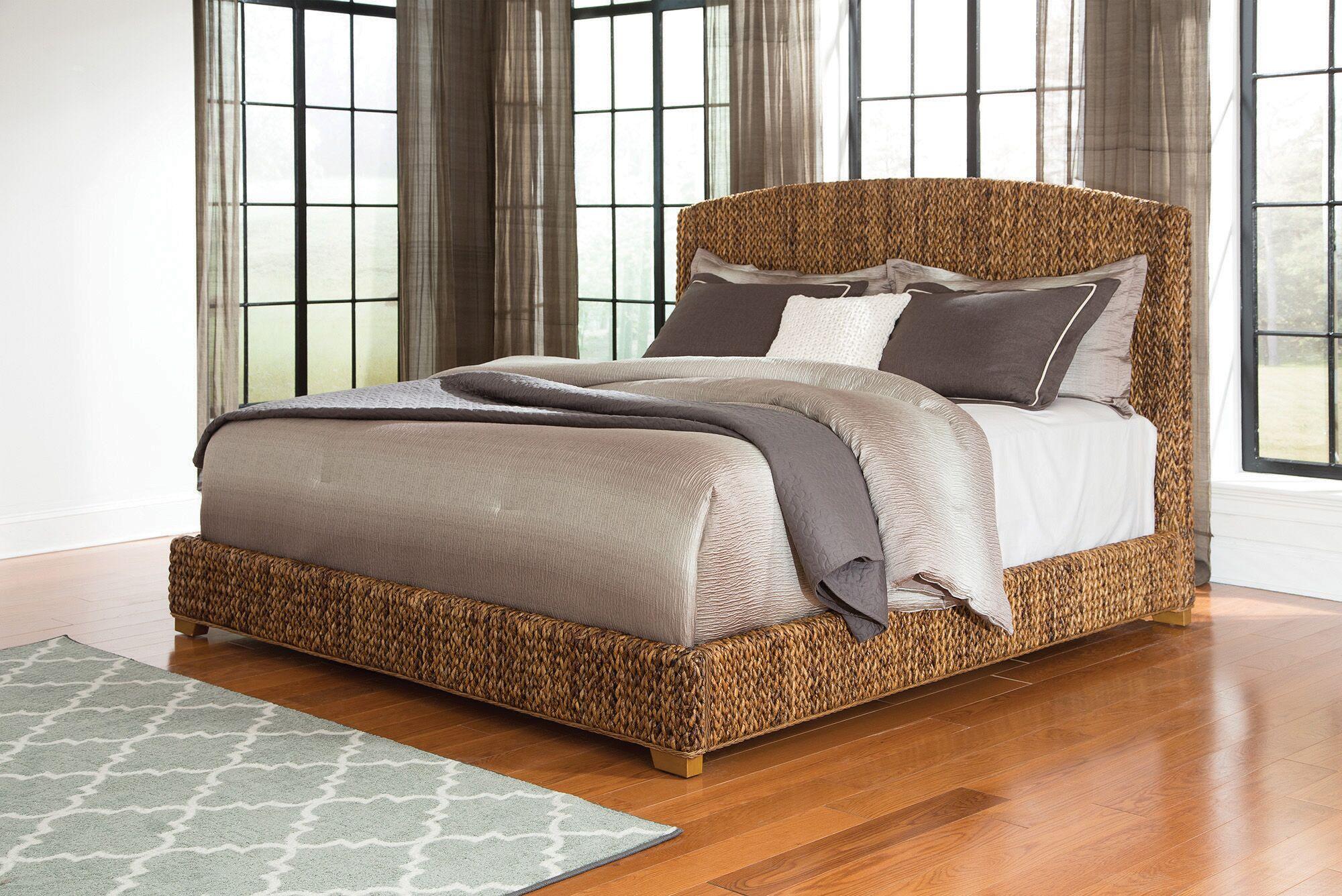 Kifer Panel Bed Size: California King