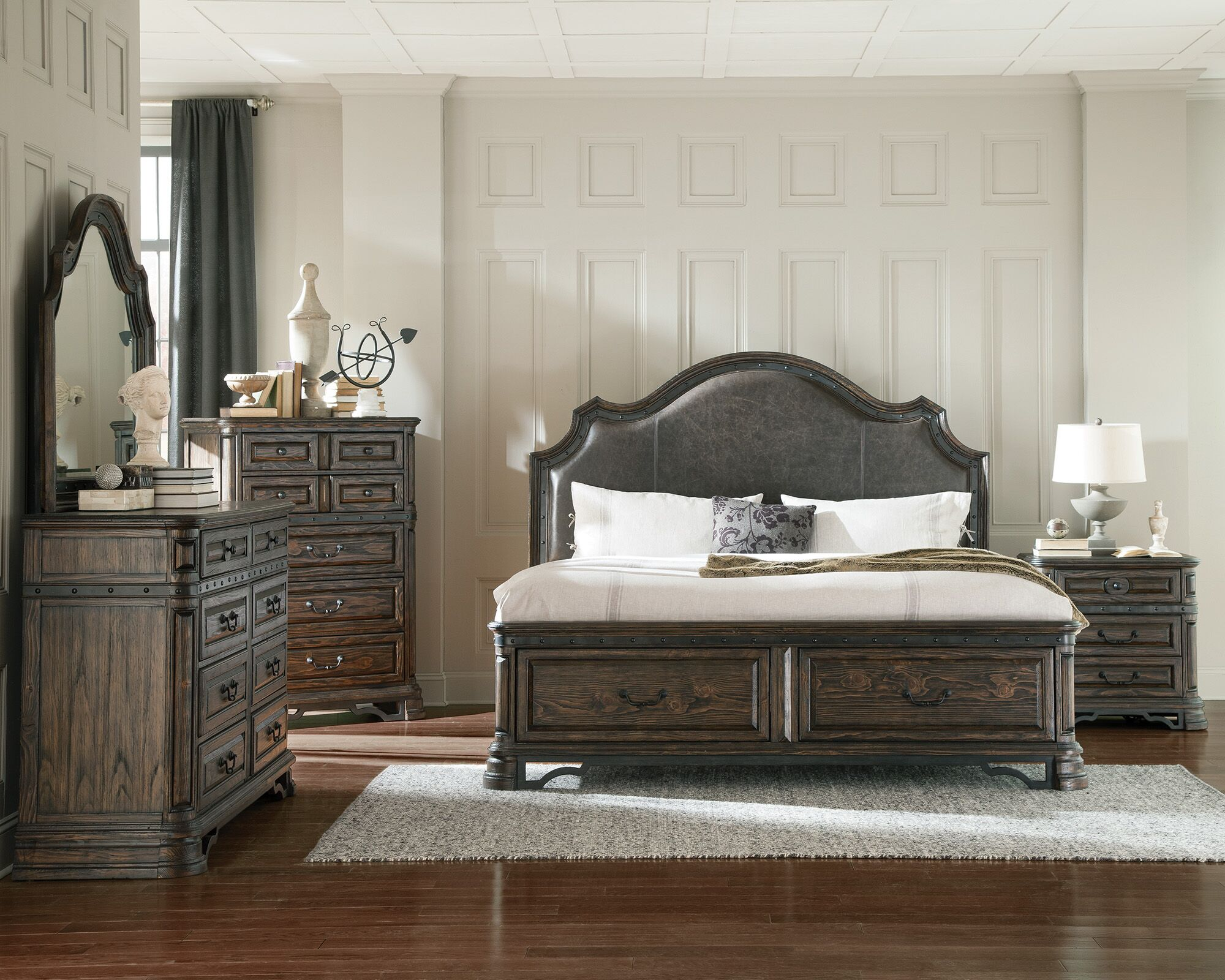 Venable Upholstered Platform Bed Size: California King