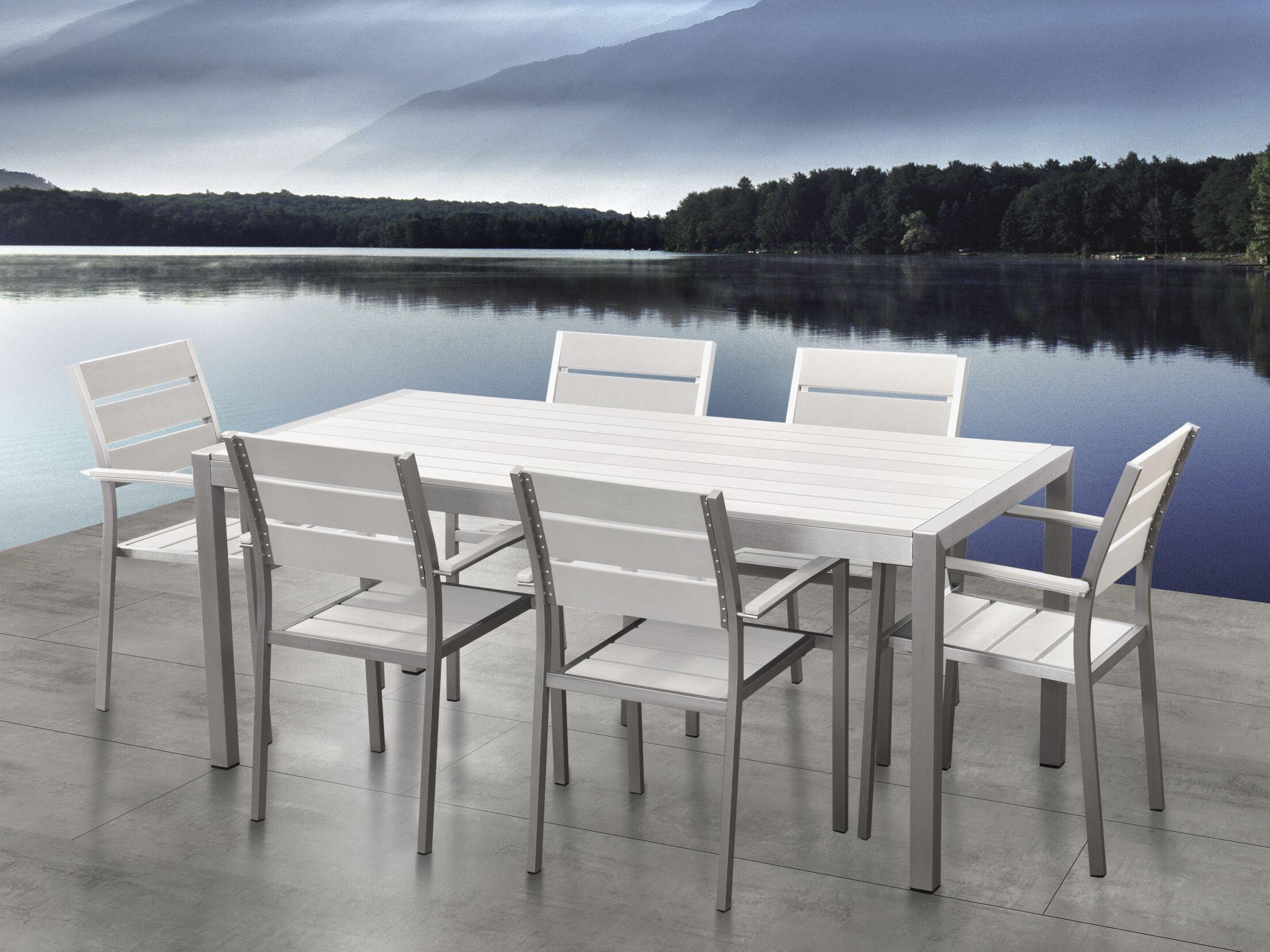 Gilbrae 7 Piece Dining Set