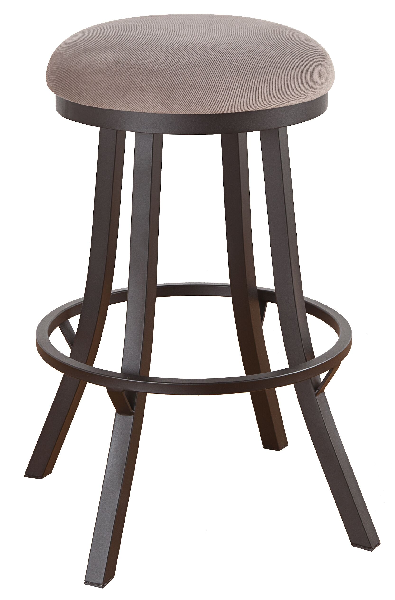 Awesome Rochester 26quot Swivel Bar Stool Frame Finish Sun  : 1 from sabrebe.com size 1665 x 2524 jpeg 285kB