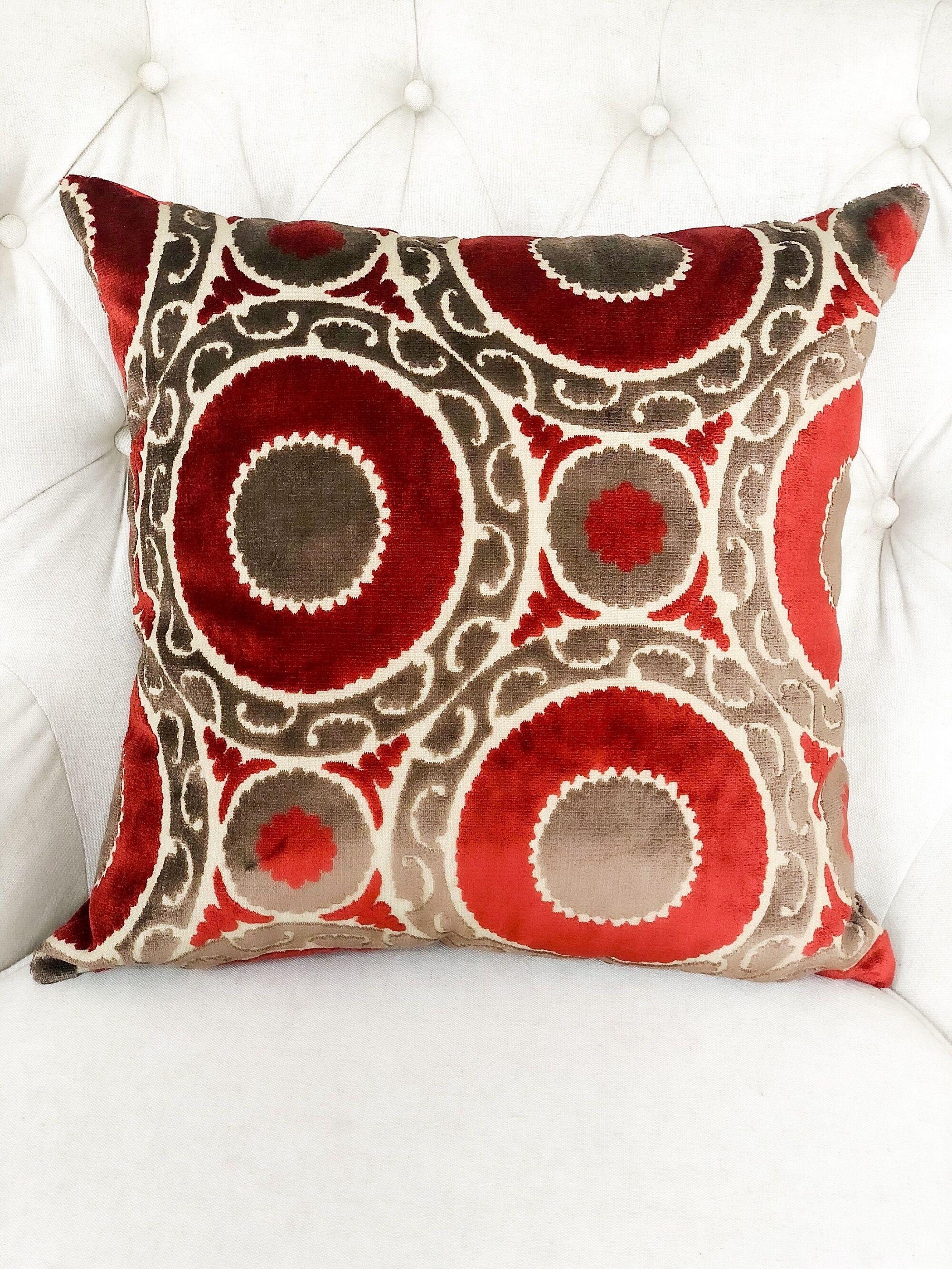 Bailor Handmade Luxury Pillow Size: 16