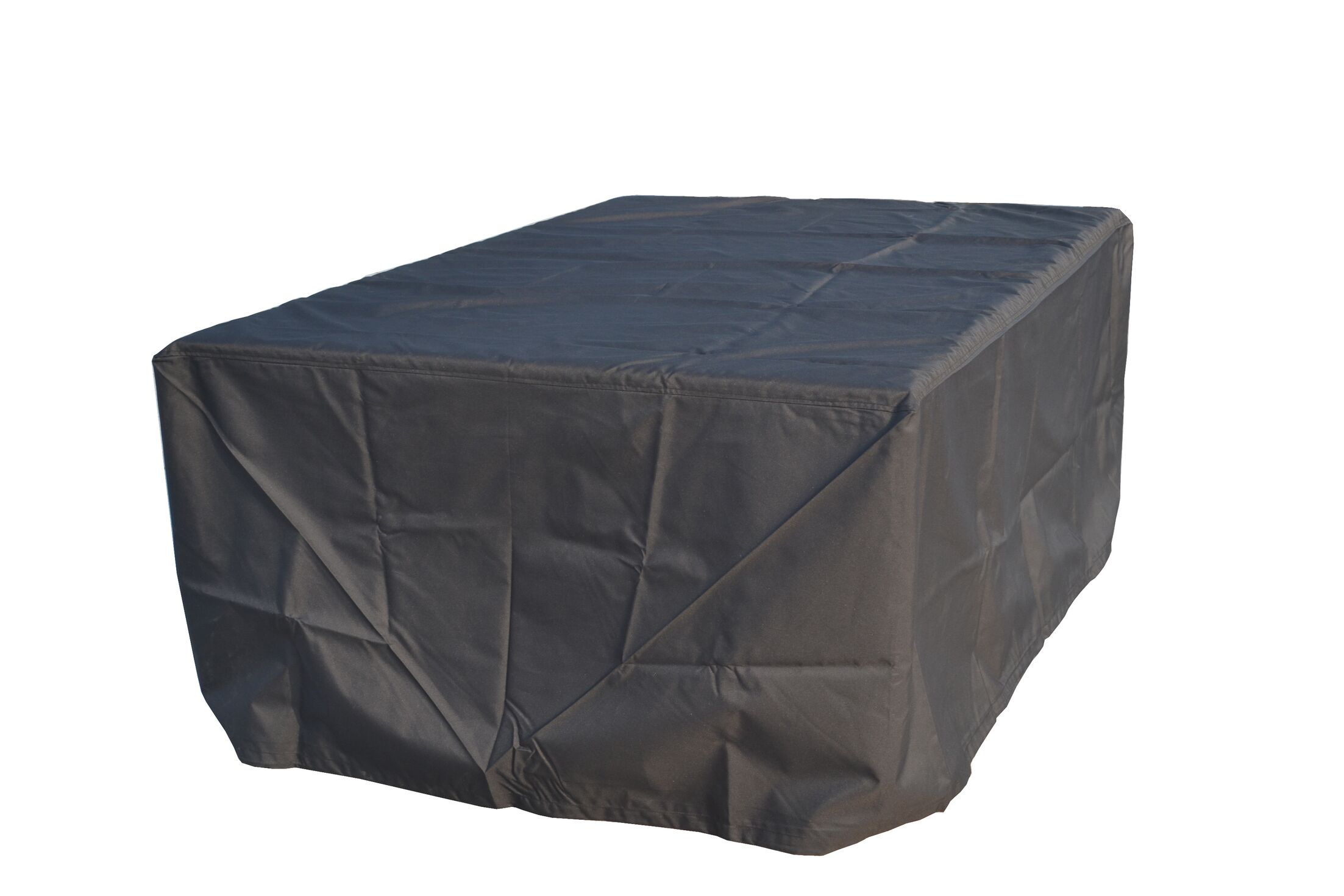 Water Resistant Patio Table Cover Size: 22.83