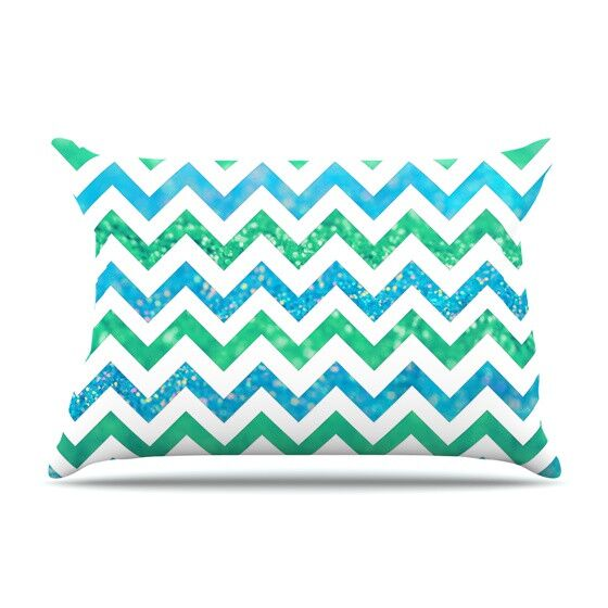 By The Sea by Beth Engel Cotton Pillow Sham