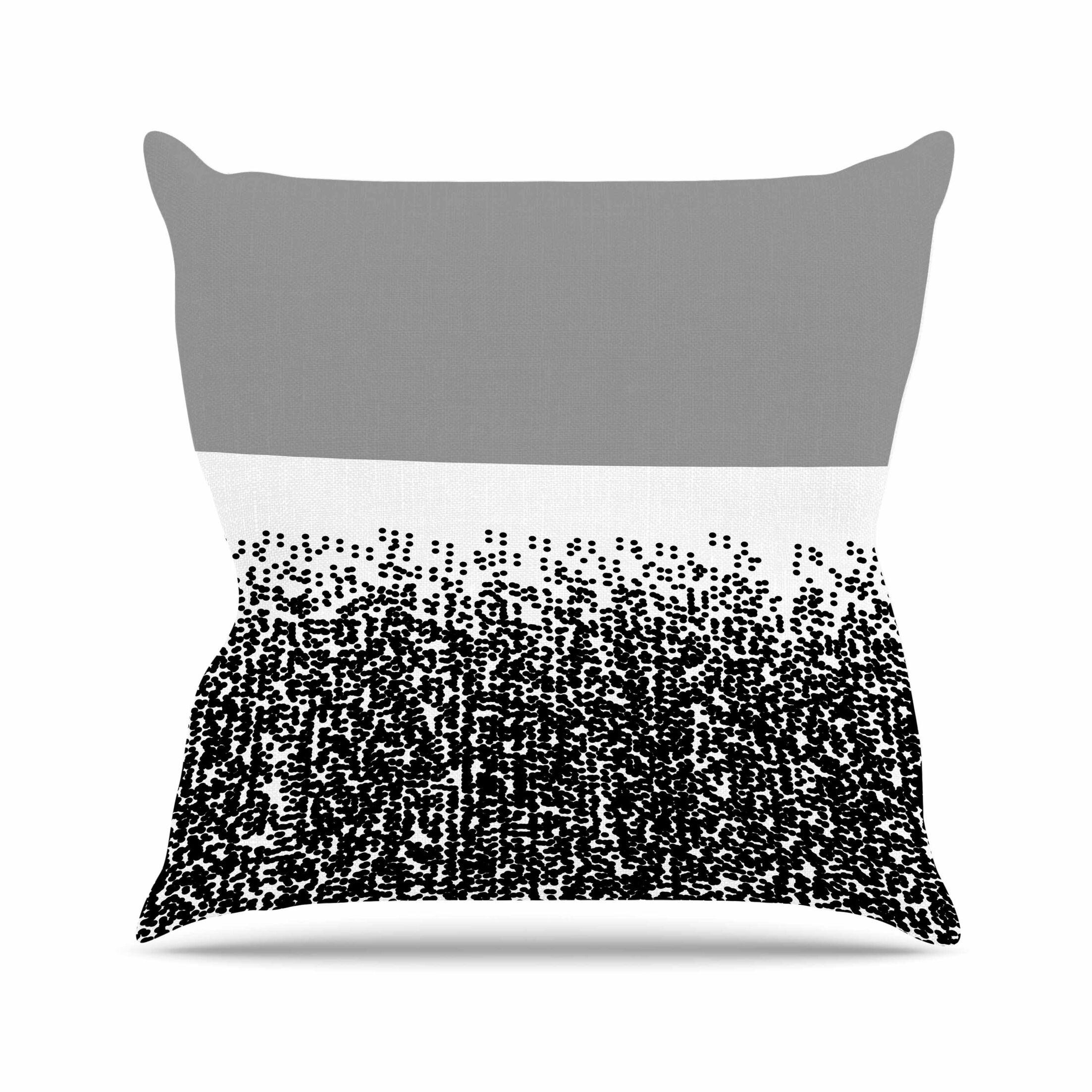 Trebam Bodova Outdoor Throw Pillow Size: 18