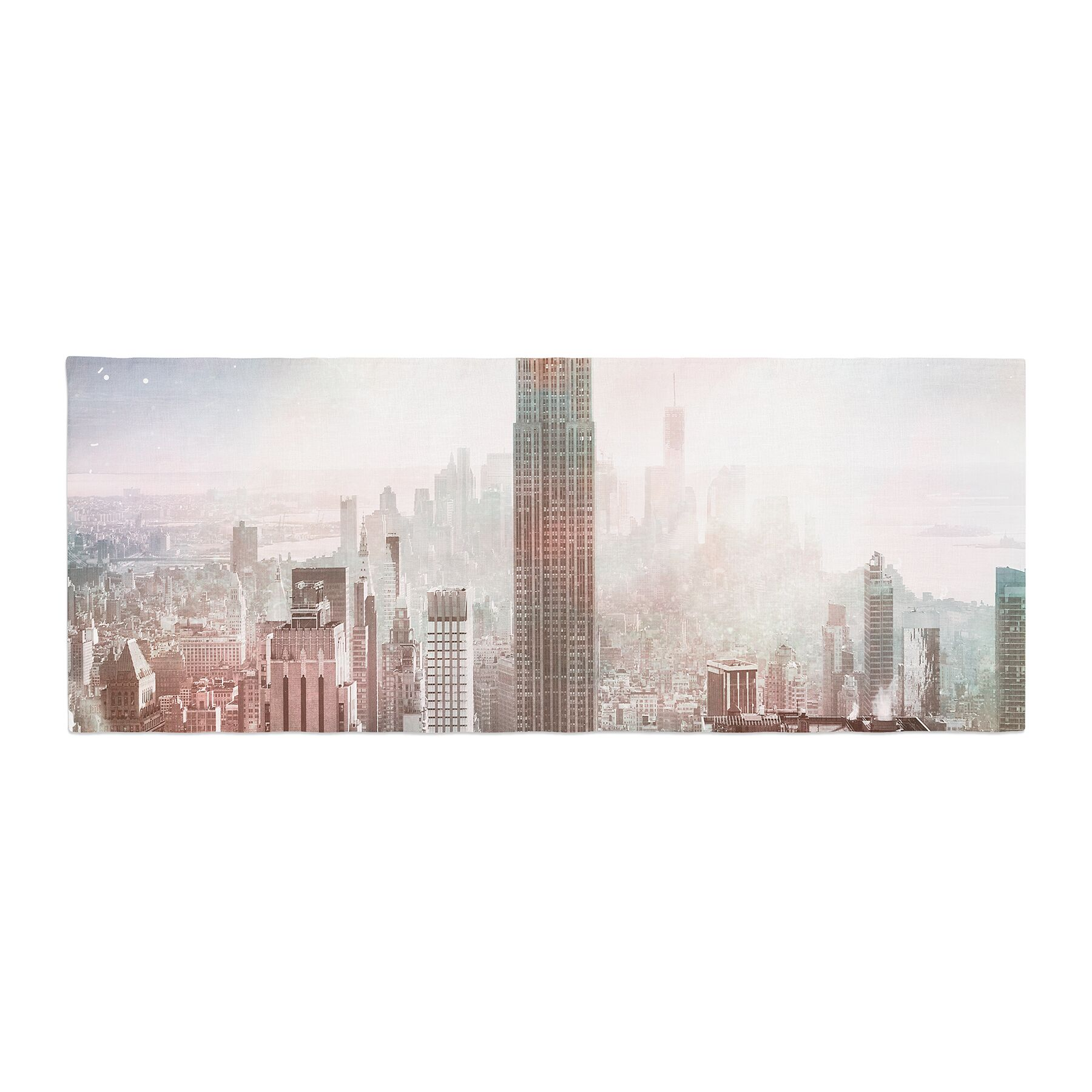 Suzanne Carter NYC Digital Bed Runner