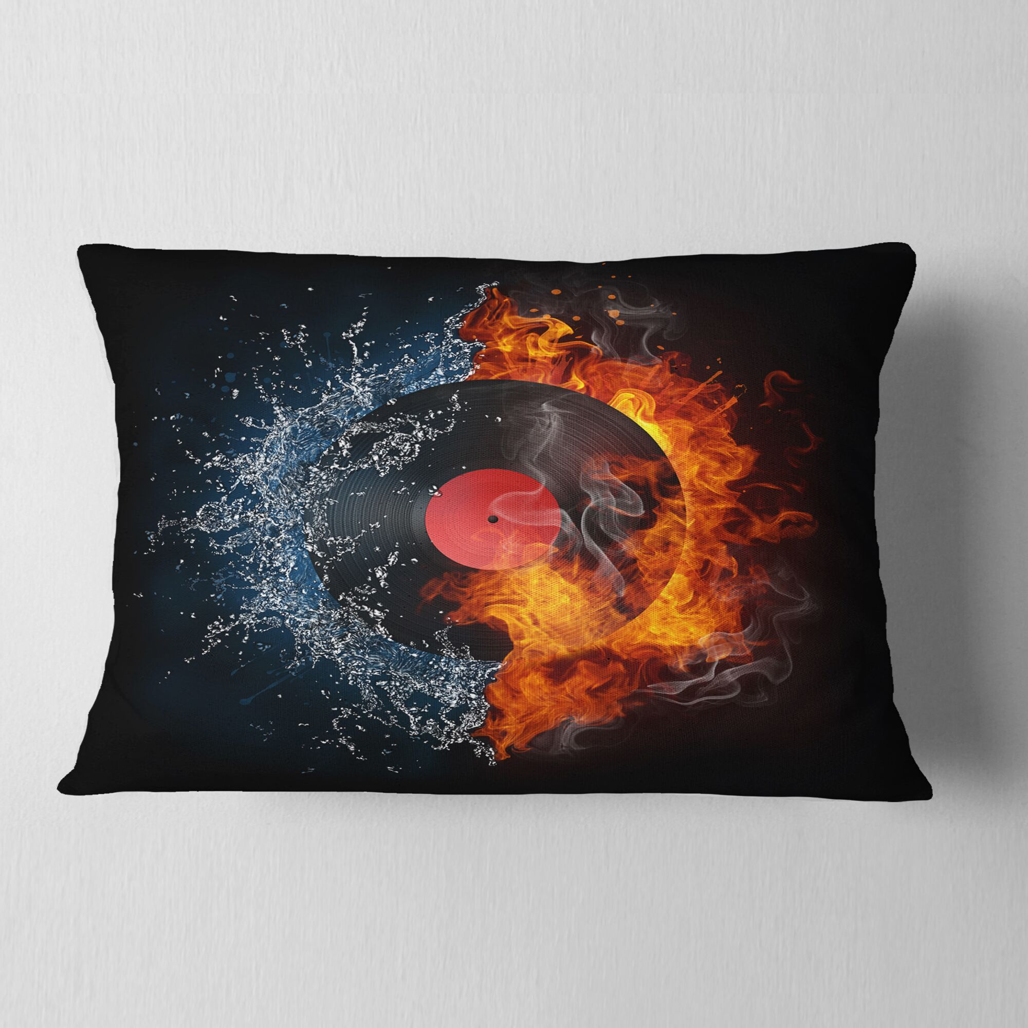Abstract Record Abstract Lumbar Pillow
