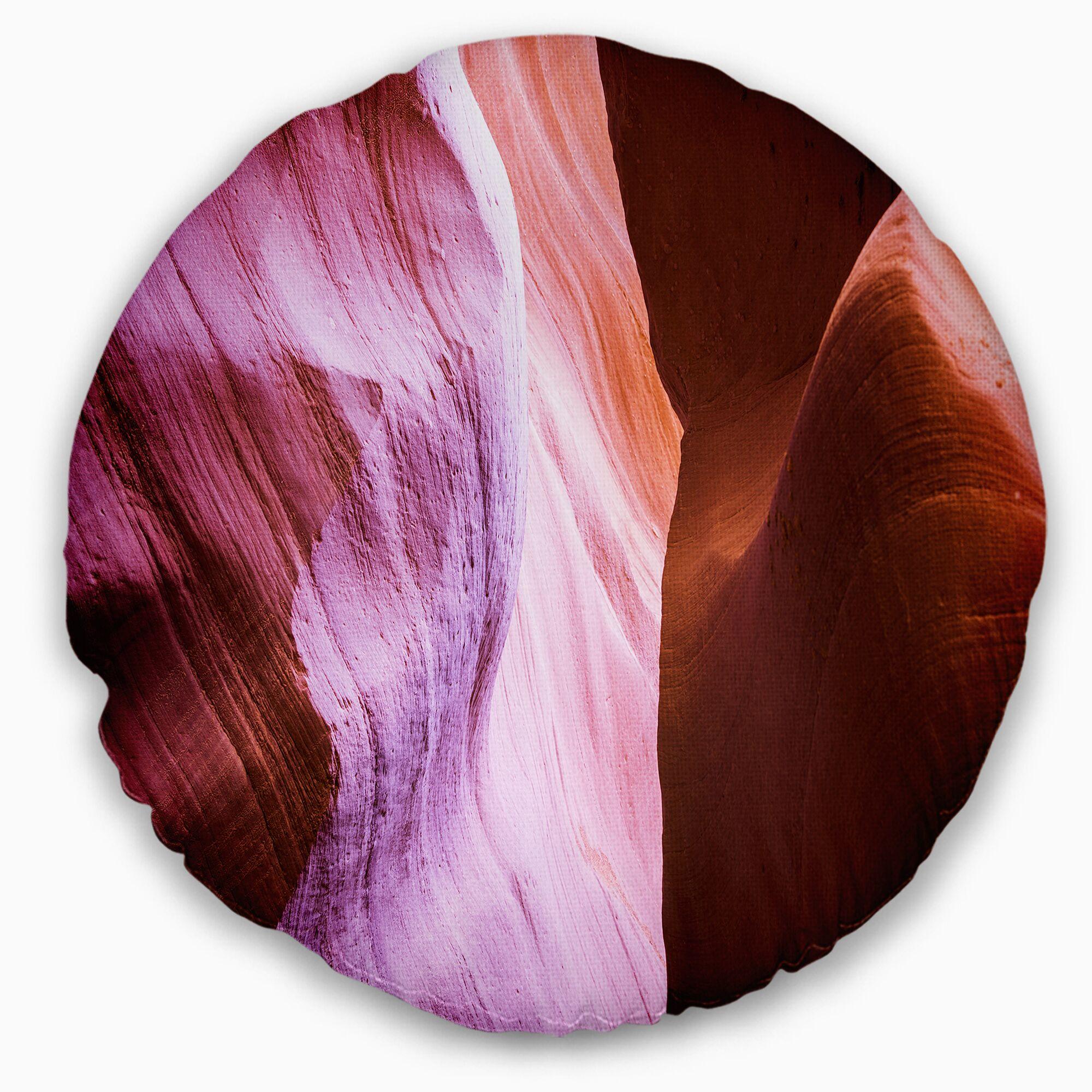 Designart 'Purple Shade Size: 16