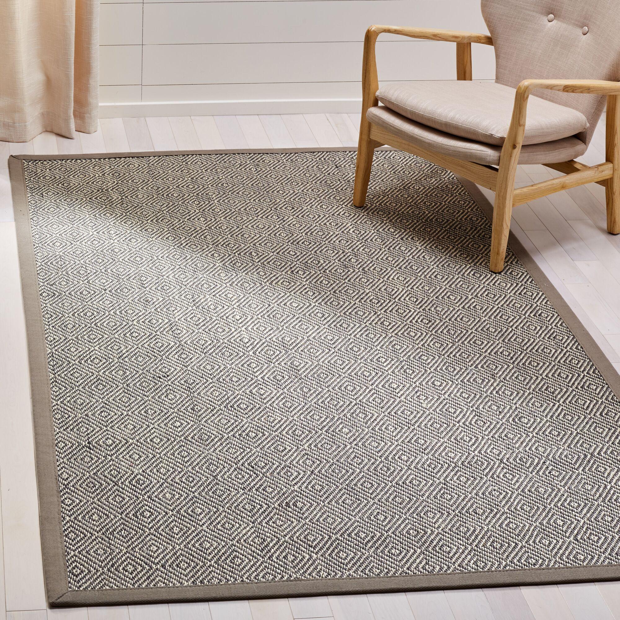 Chairez Beige Area Rug Rug Size: Rectangle 5' x 8'