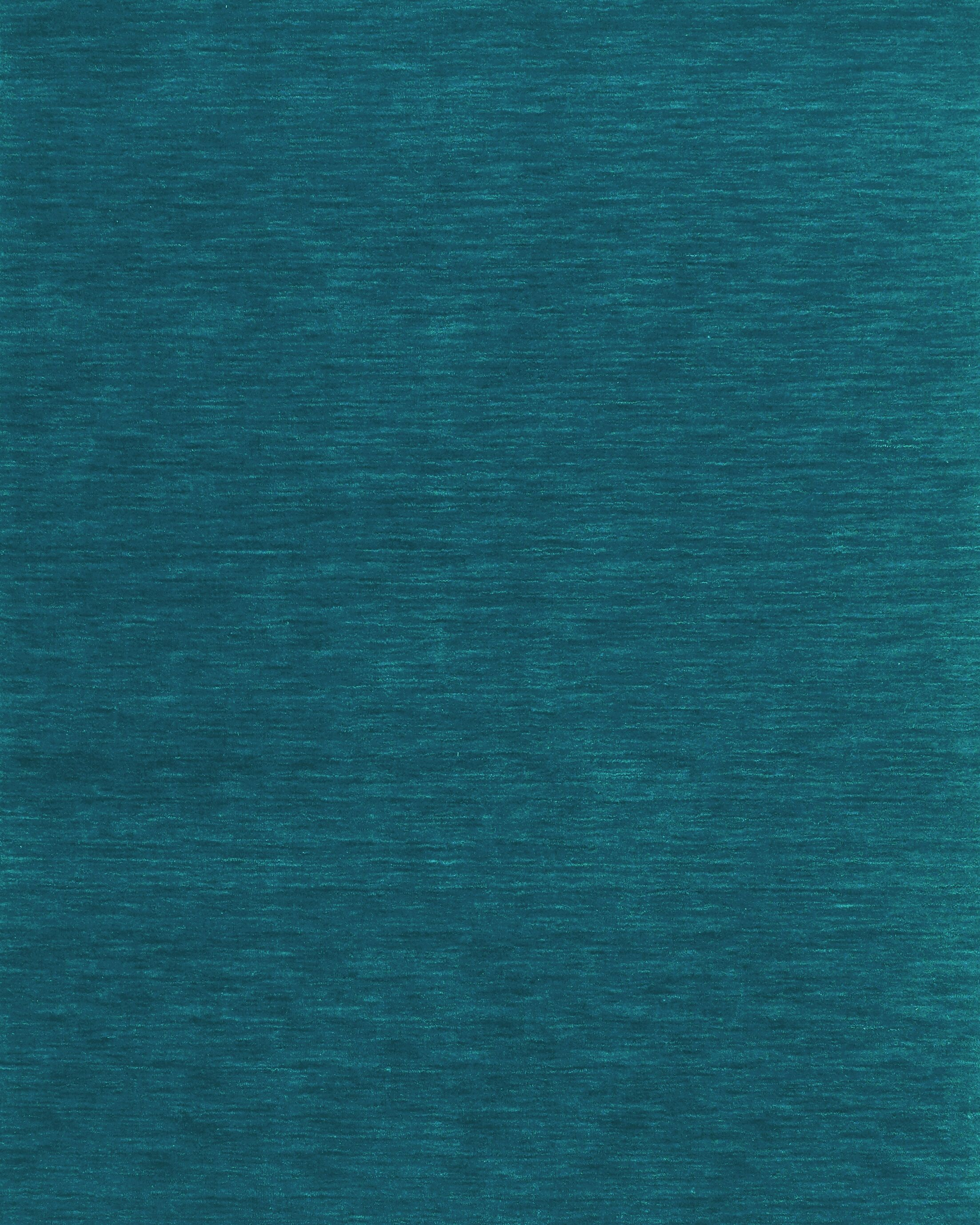 Blue Area Rug Rug Size: Rectangle 5' x 8'