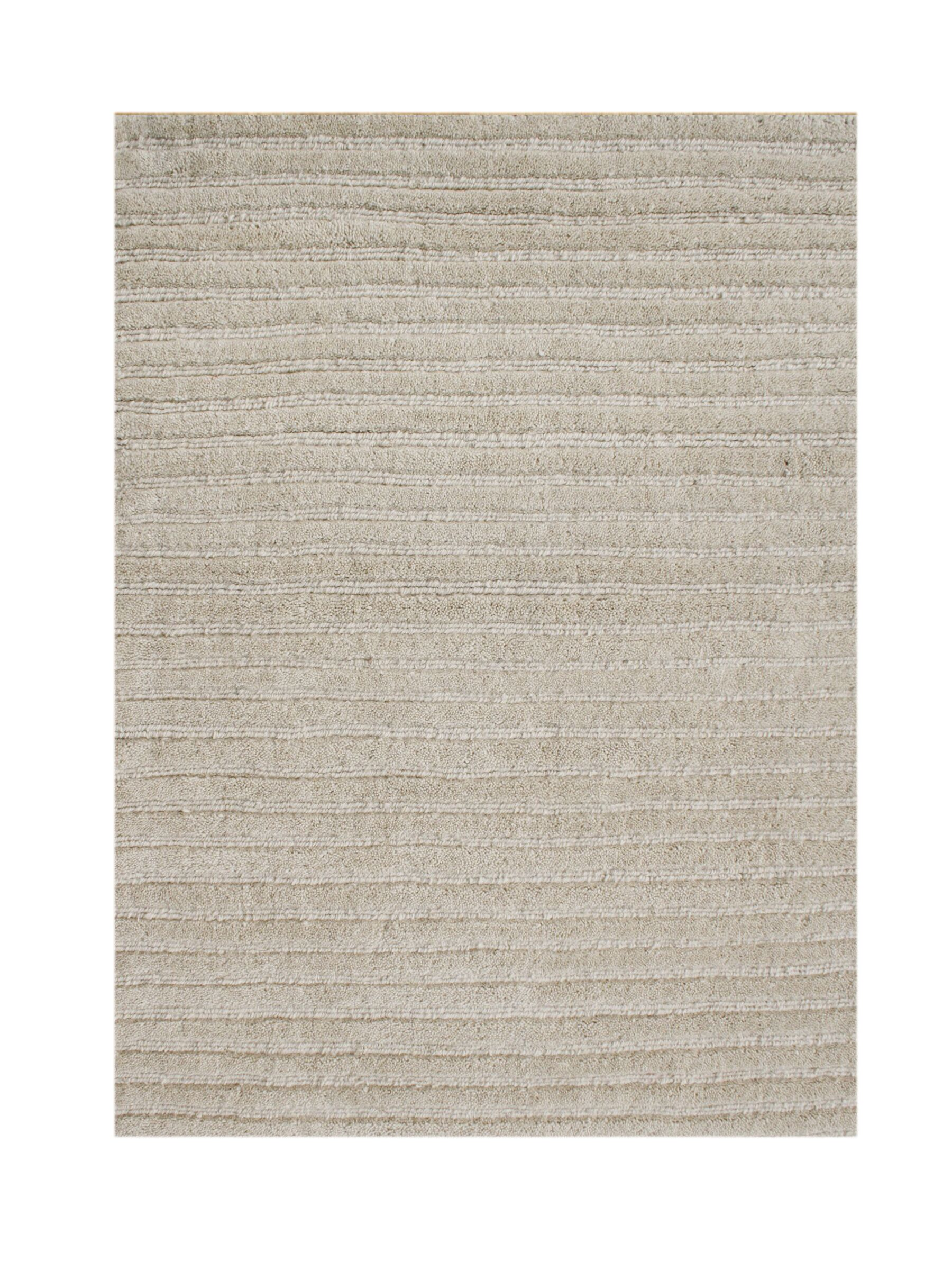 Bliss Hand-Tufted Beige Area Rug