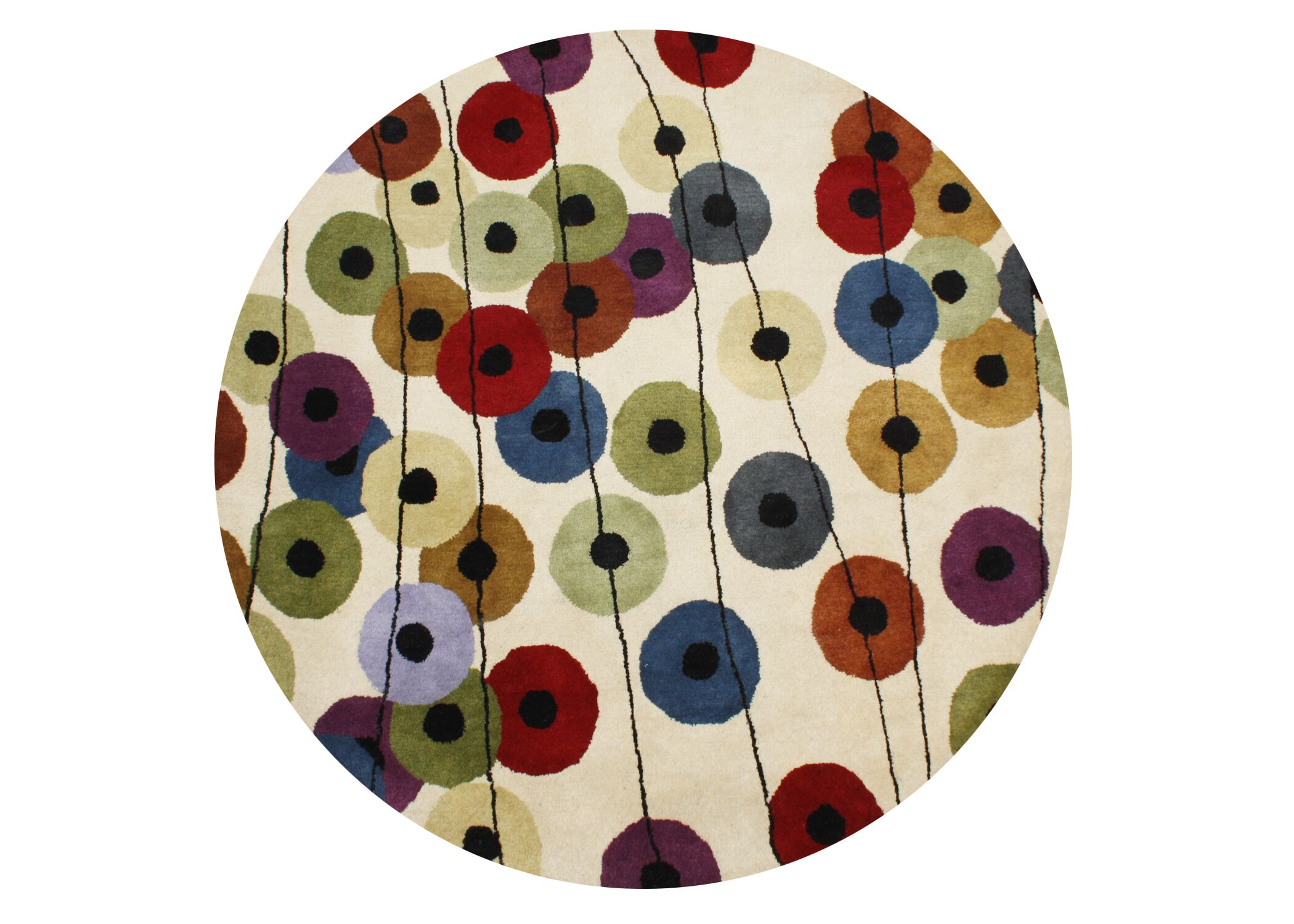Menan Hand-Tufted Area Rug