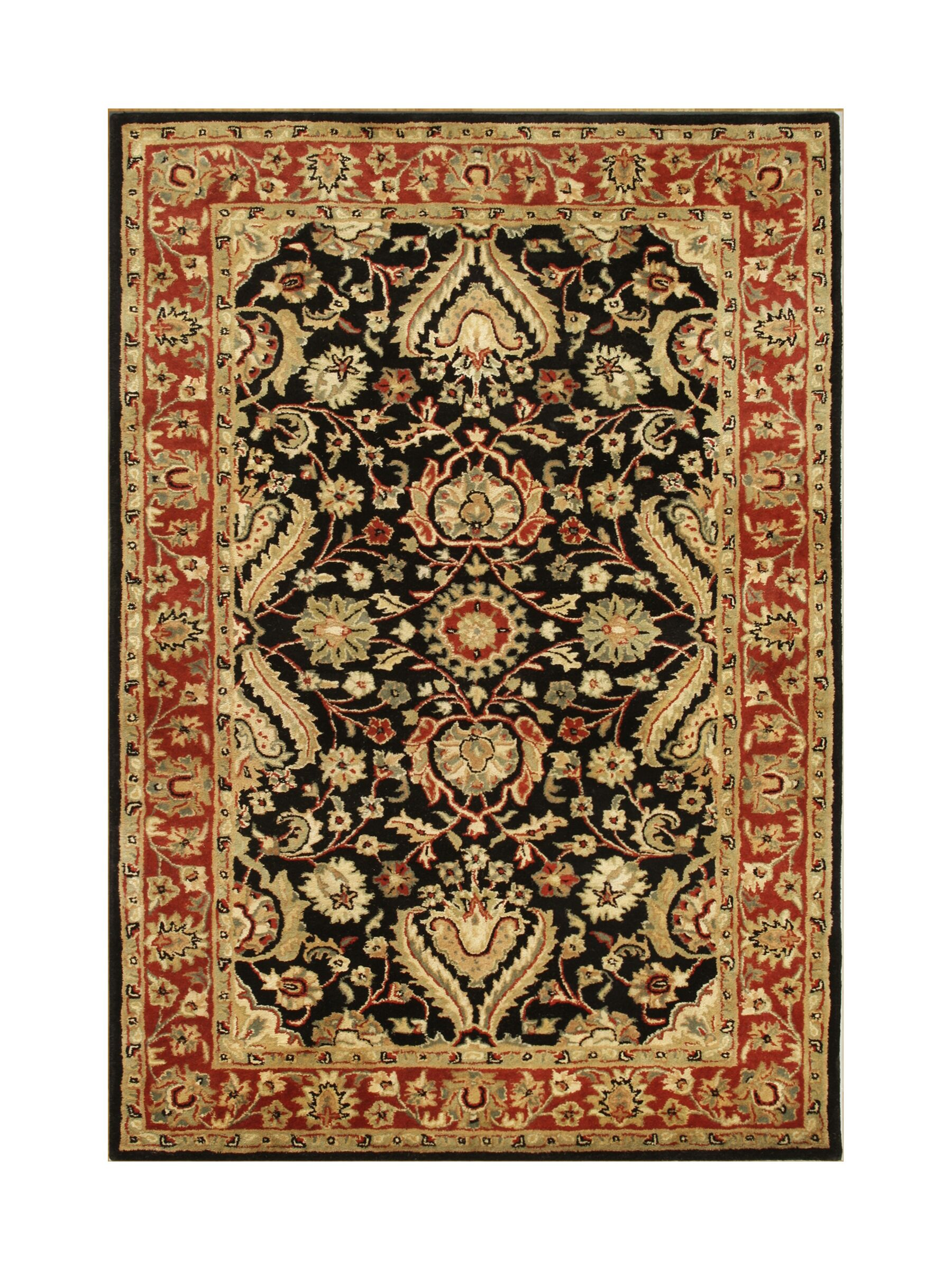 Boone Hand-Tufted Area Rug Rug Size: 10' x 12'